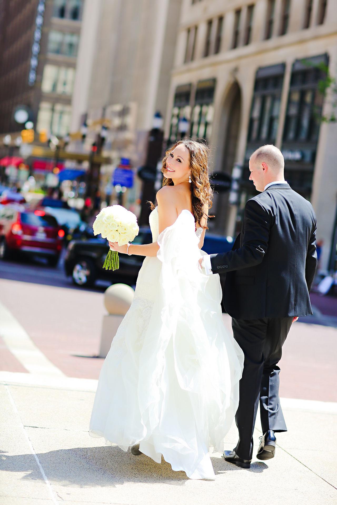 Alli Brett Indianapolis DAmore Wedding 088