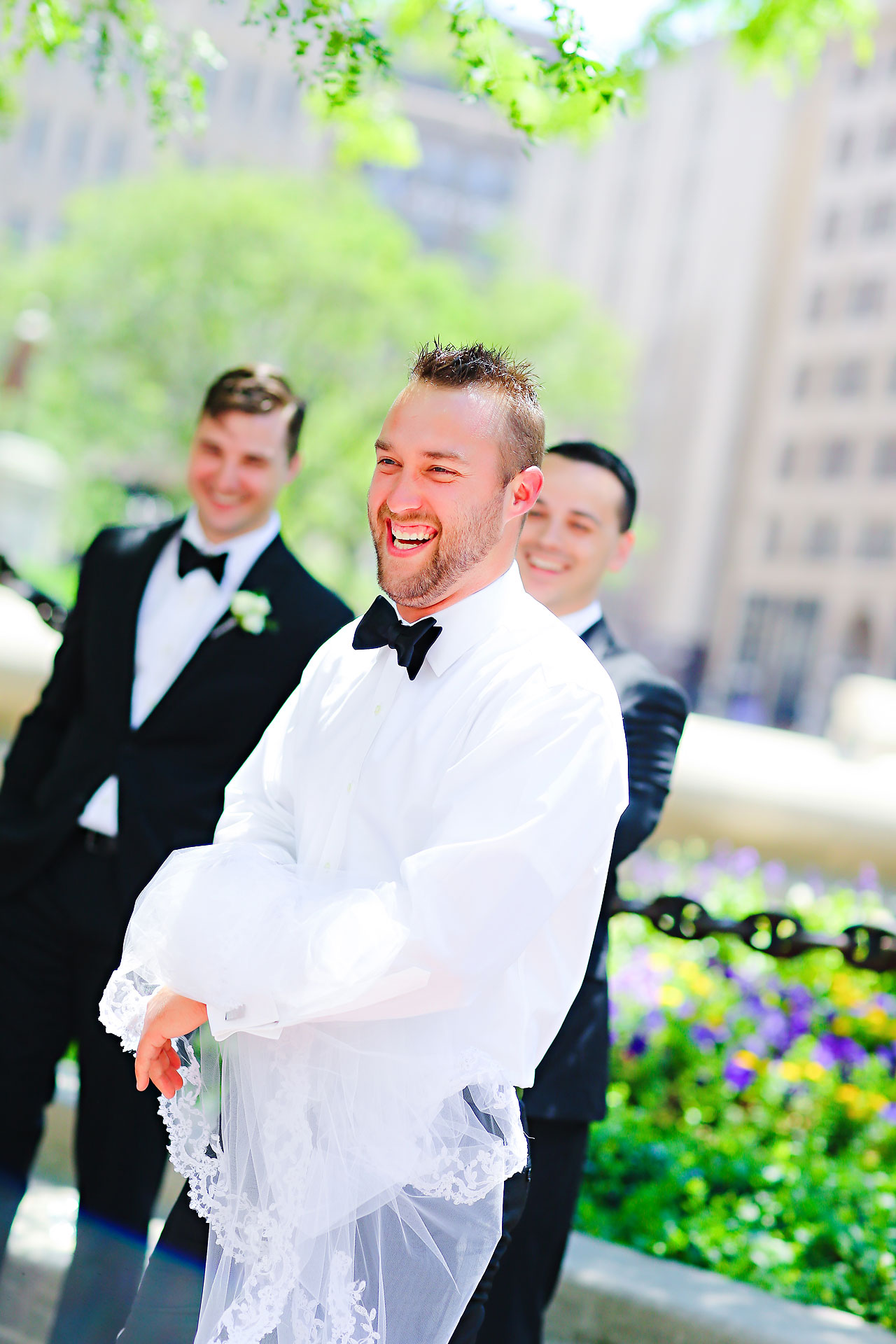 Alli Brett Indianapolis DAmore Wedding 090