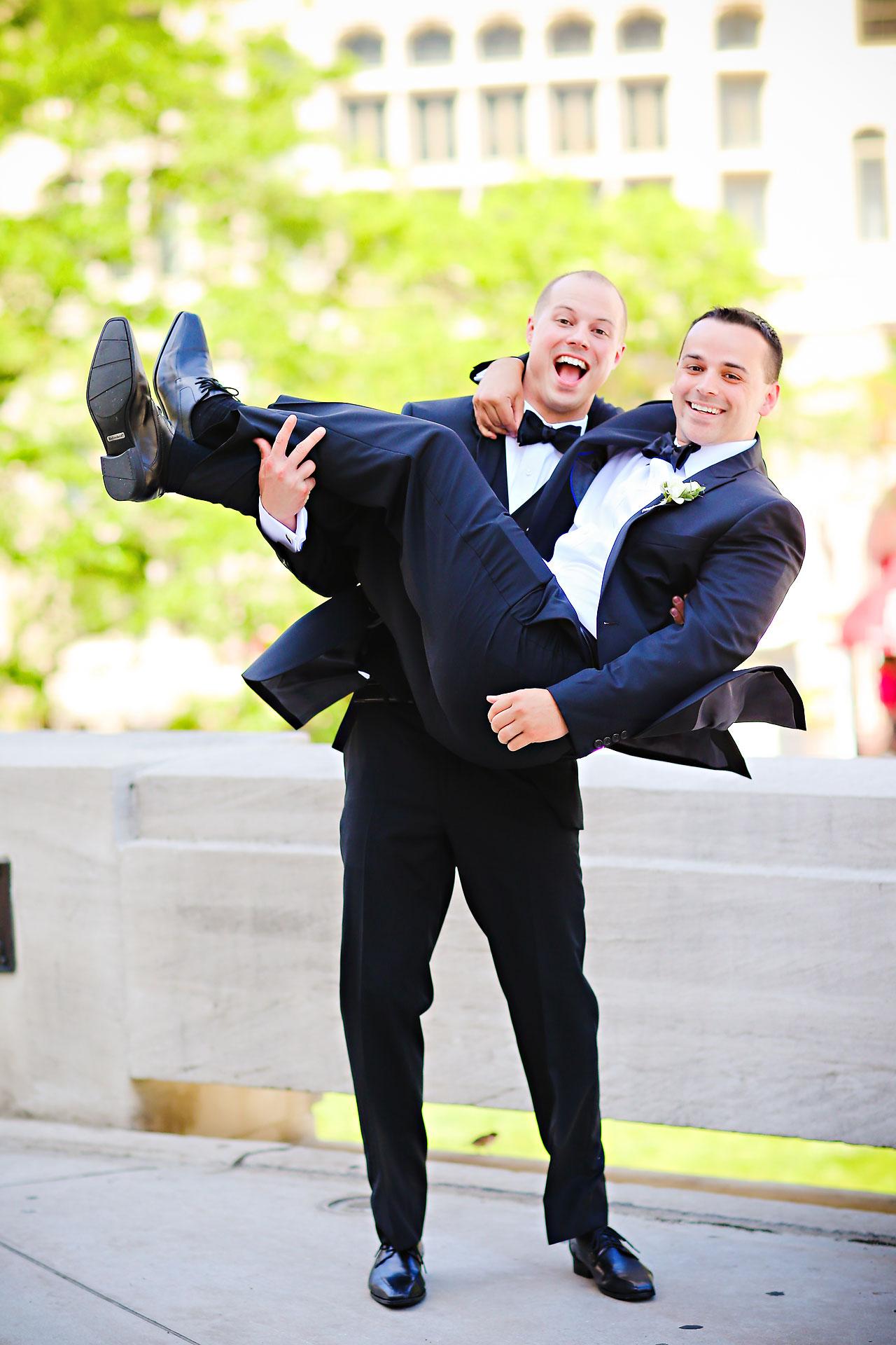Alli Brett Indianapolis DAmore Wedding 085