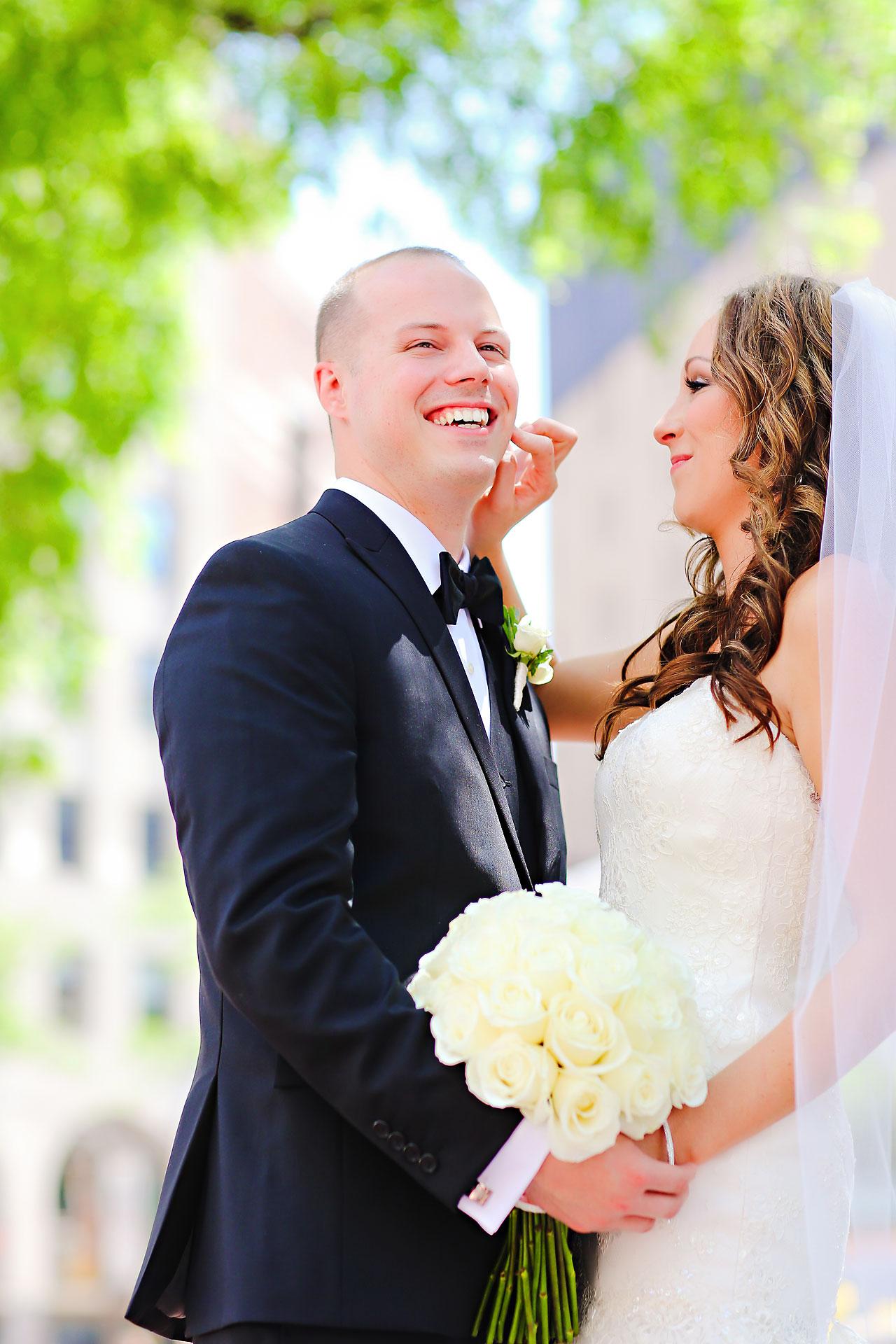 Alli Brett Indianapolis DAmore Wedding 082