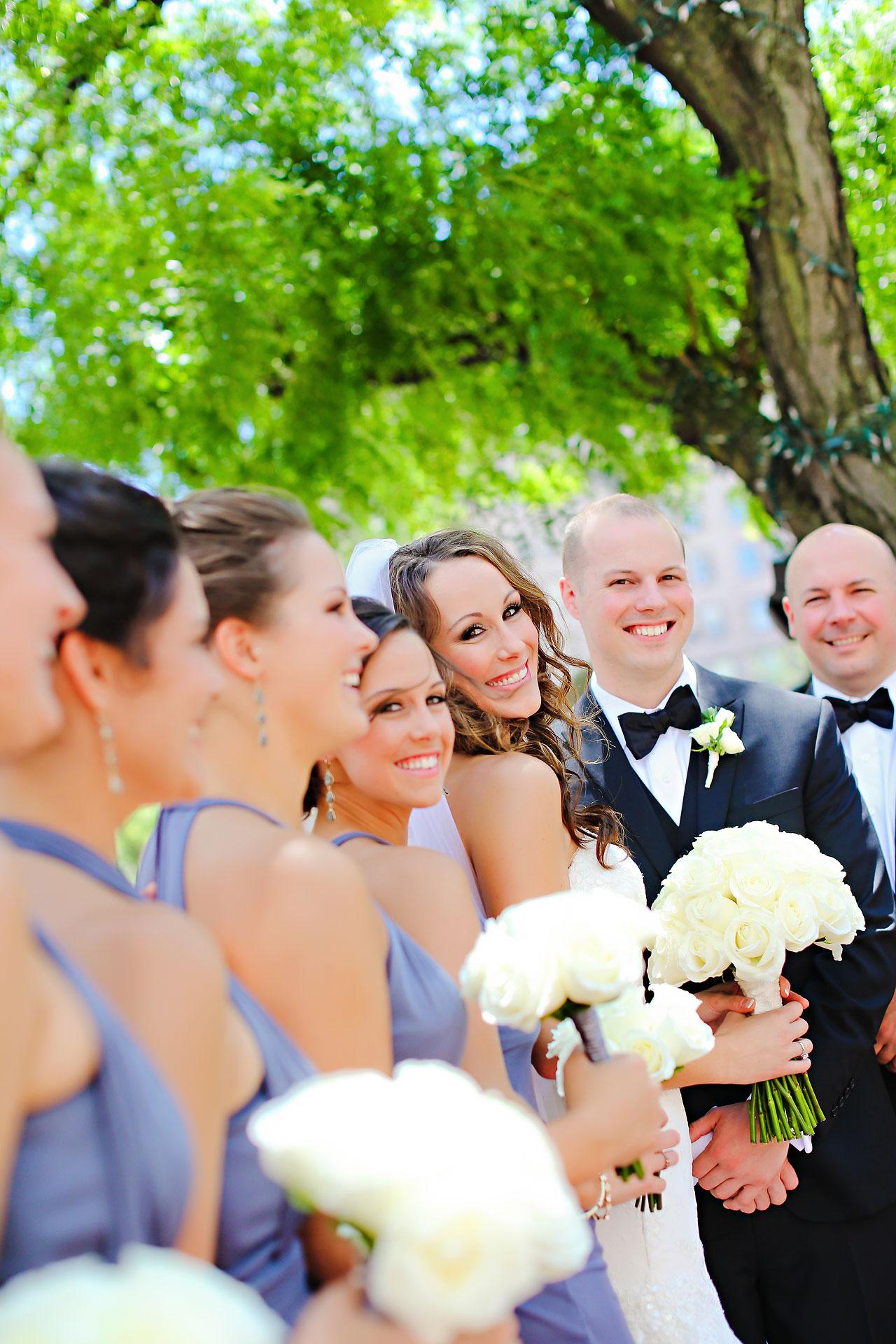 Alli Brett Indianapolis DAmore Wedding 081