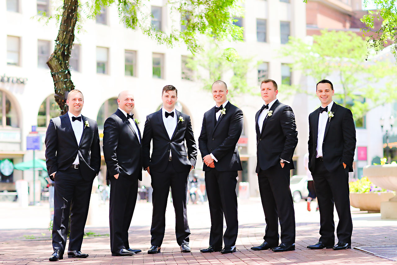Alli Brett Indianapolis DAmore Wedding 077