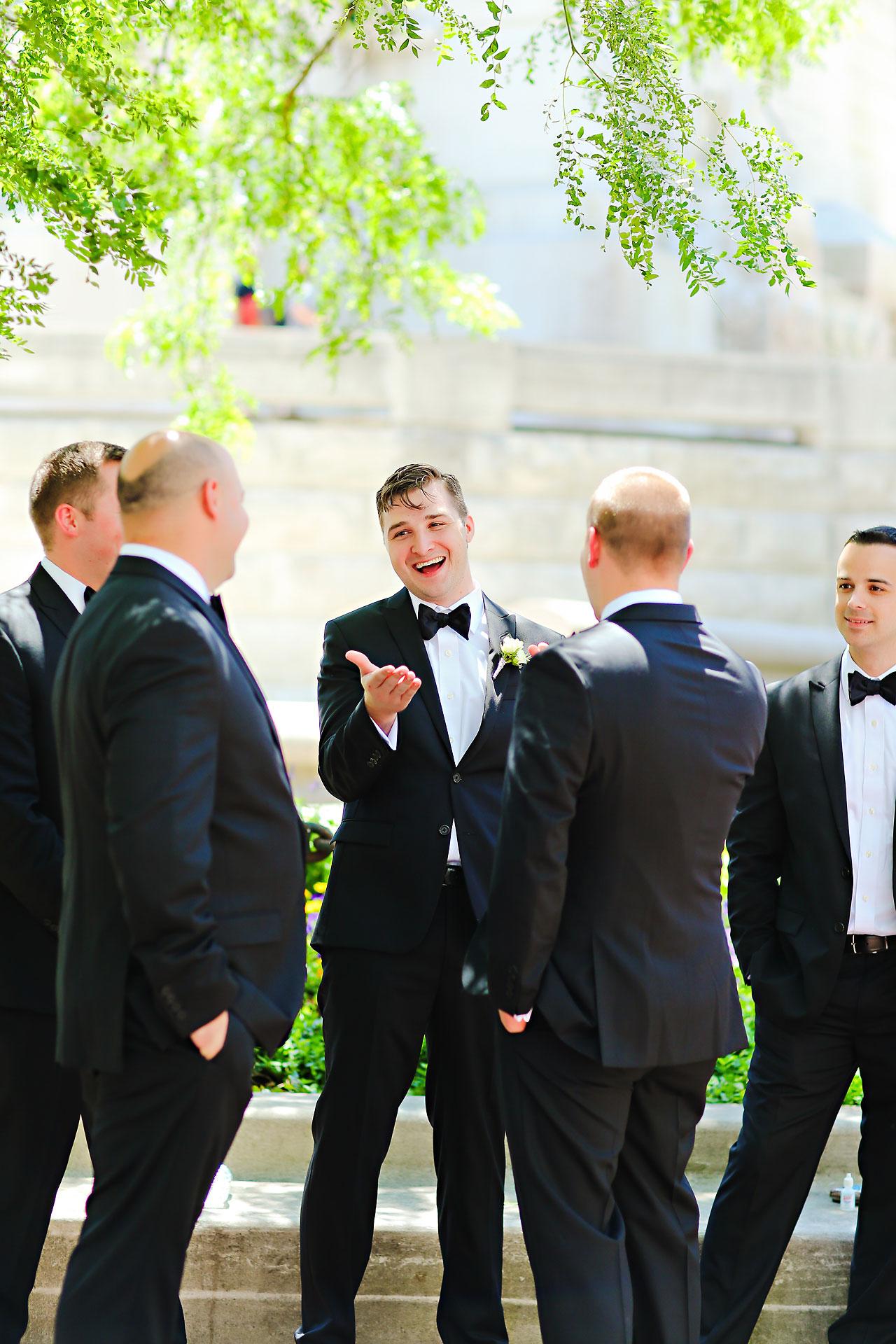 Alli Brett Indianapolis DAmore Wedding 072