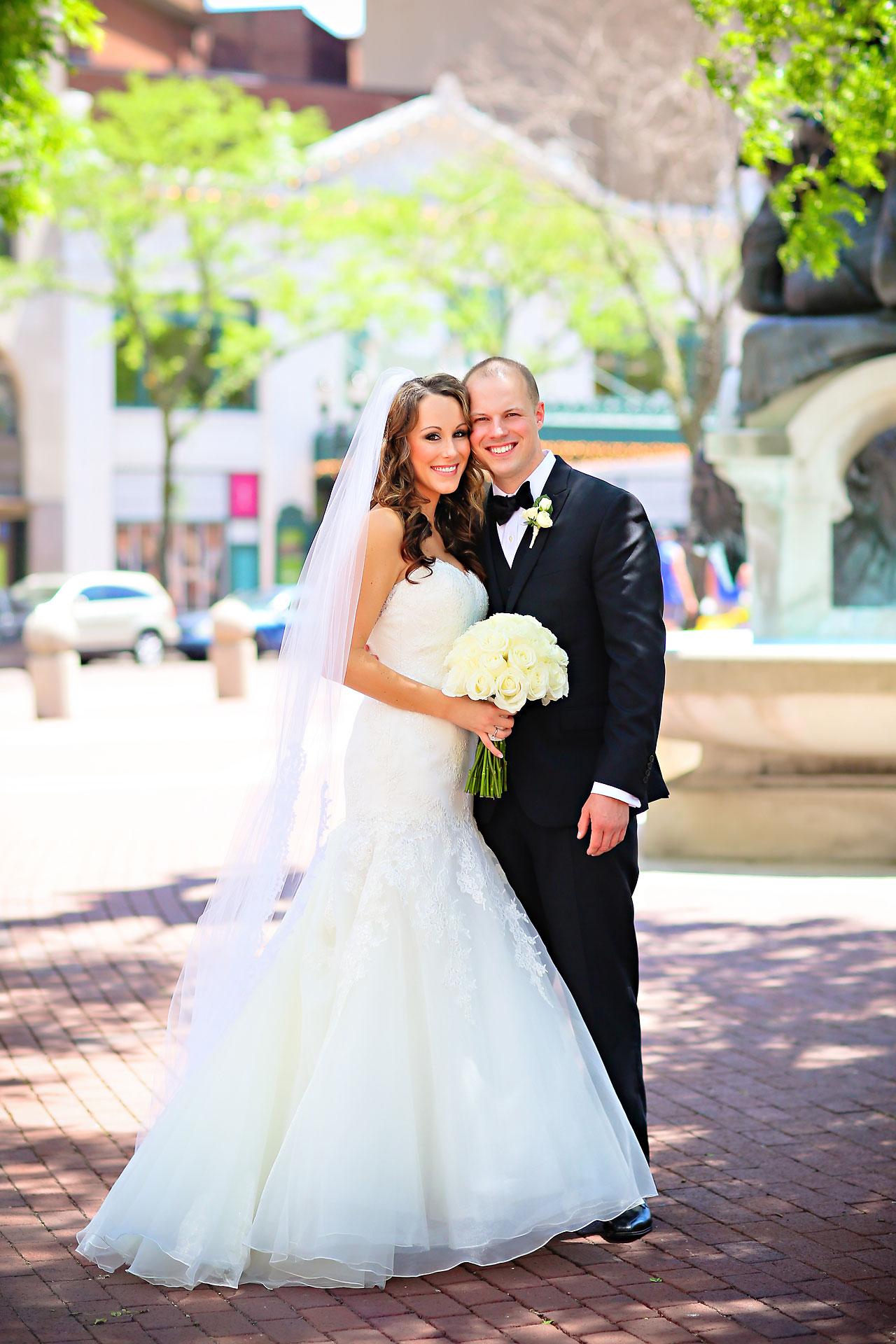 Alli Brett Indianapolis DAmore Wedding 064