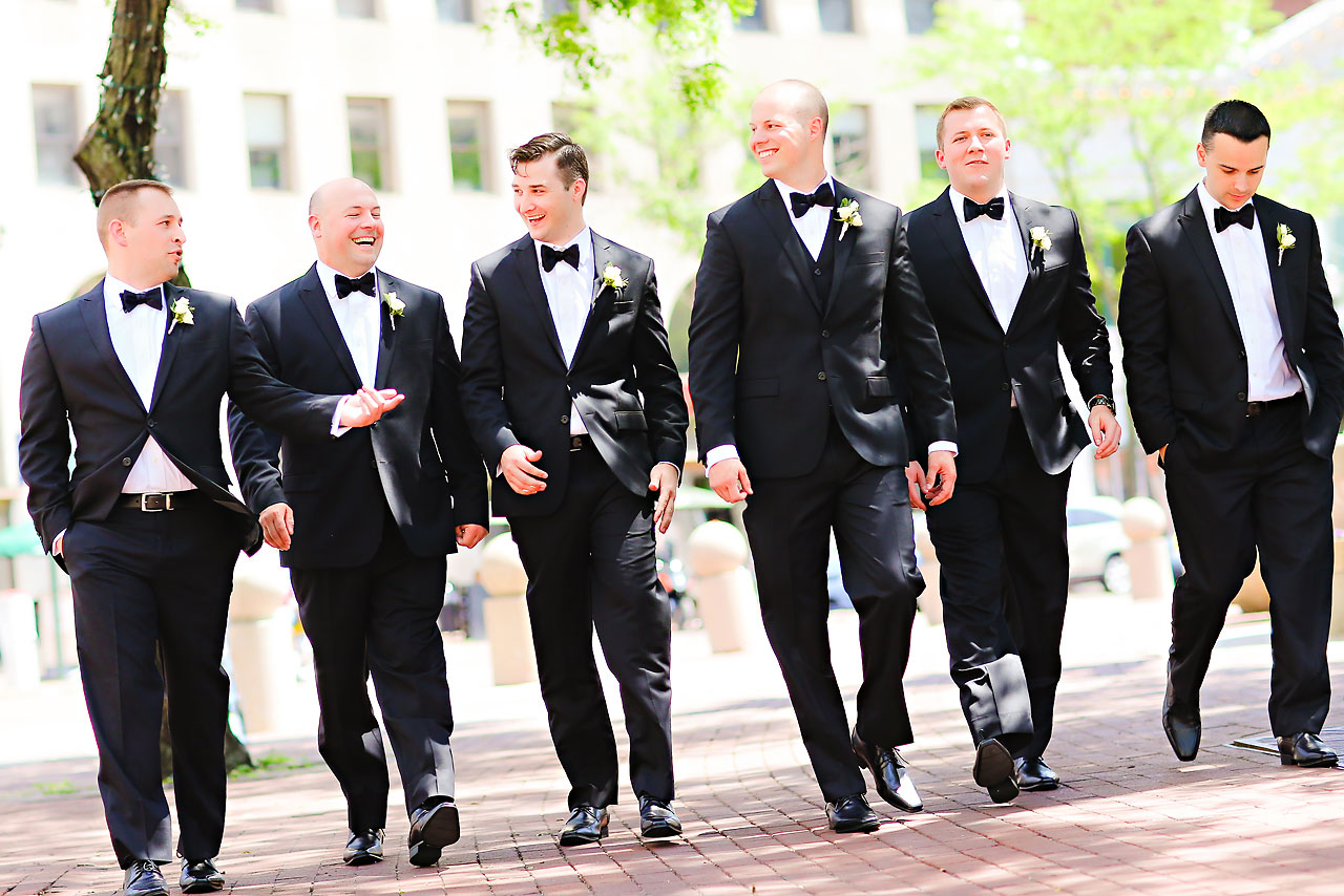 Alli Brett Indianapolis DAmore Wedding 061
