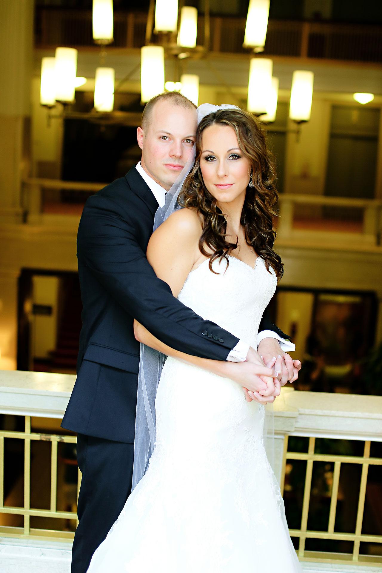 Alli Brett Indianapolis DAmore Wedding 058