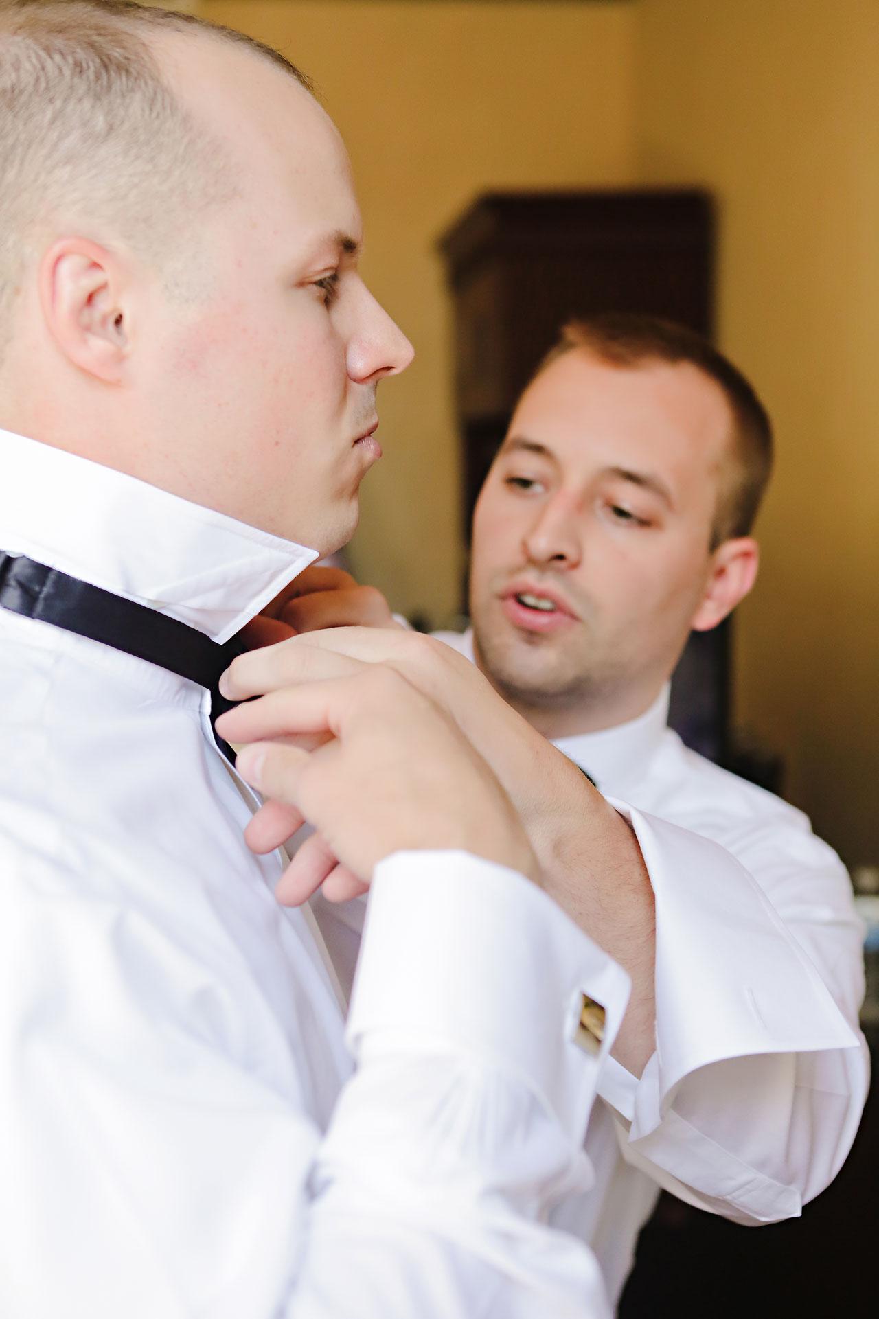 Alli Brett Indianapolis DAmore Wedding 034