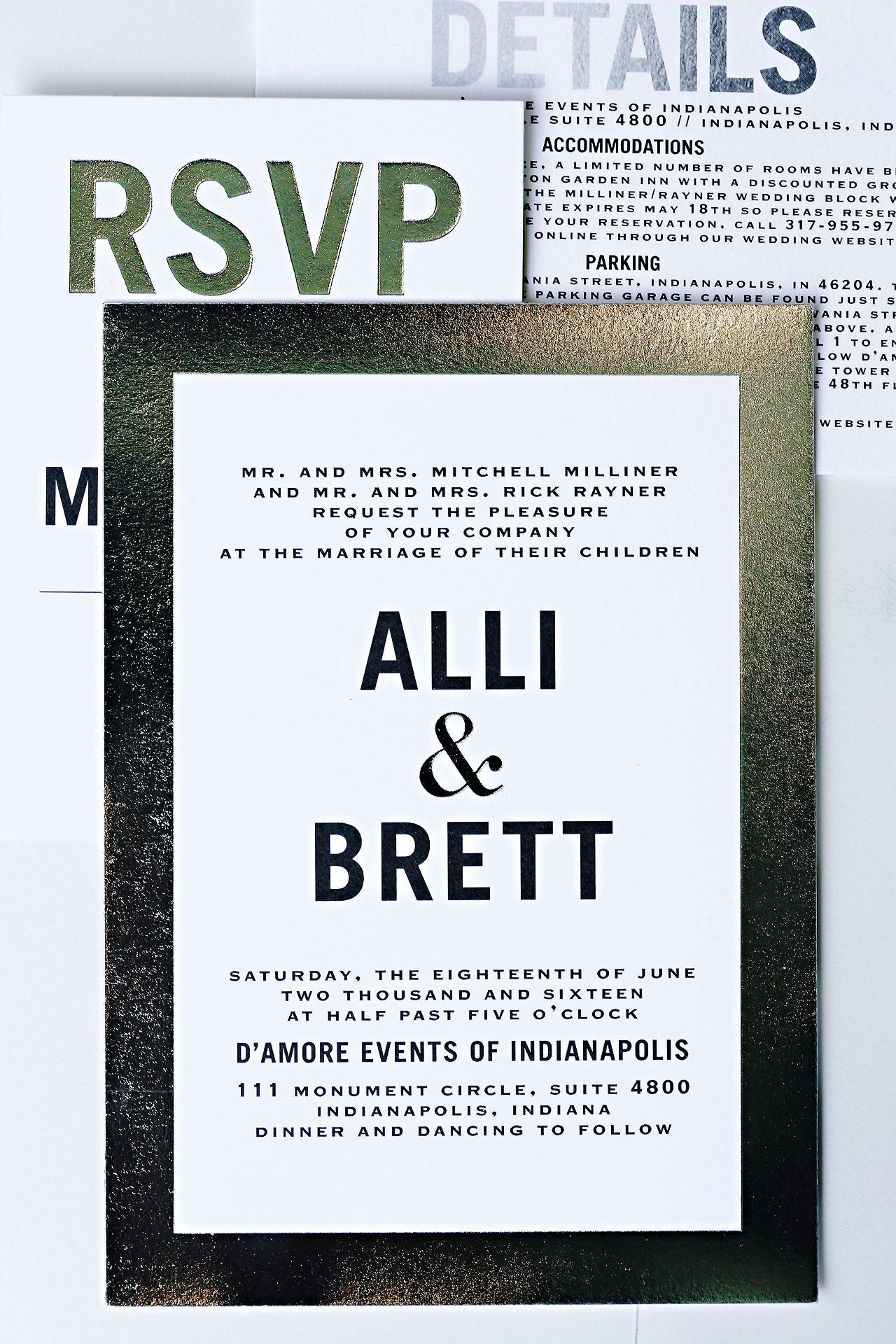 Alli Brett Indianapolis DAmore Wedding 013