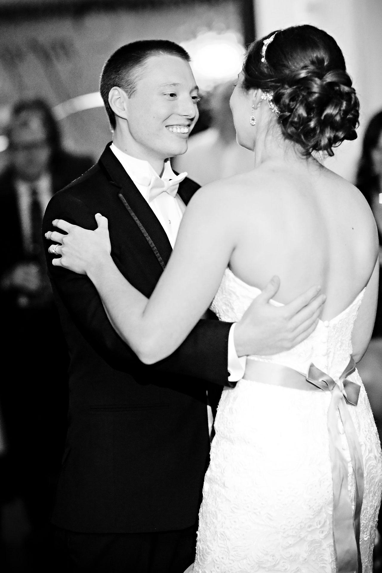Emmy Benji Emyprean Fort Wayne Wedding 338