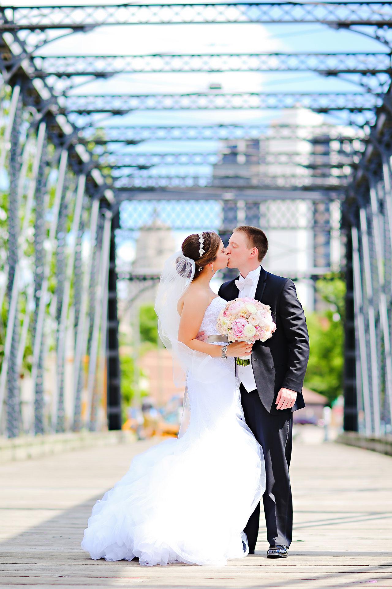 Emmy Benji Emyprean Fort Wayne Wedding 160