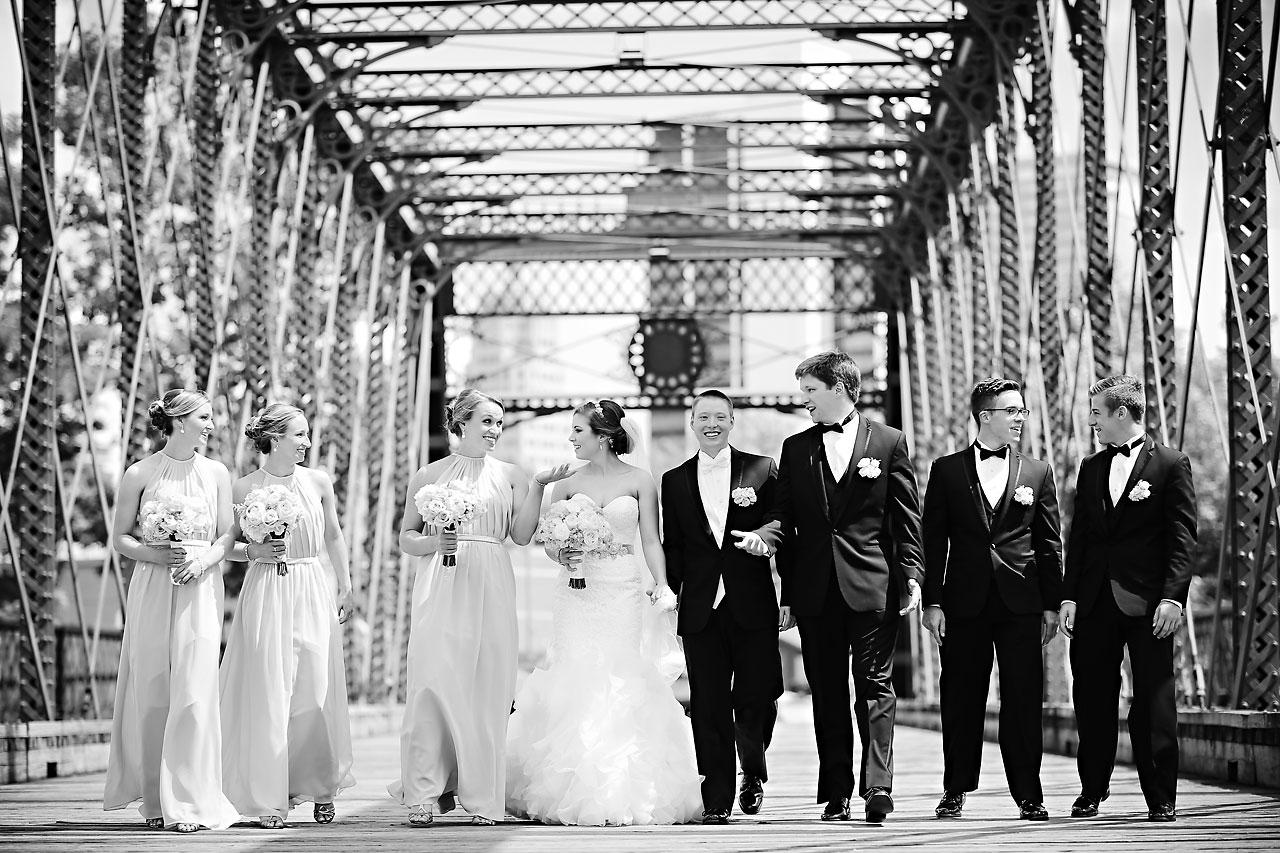 Emmy Benji Emyprean Fort Wayne Wedding 157