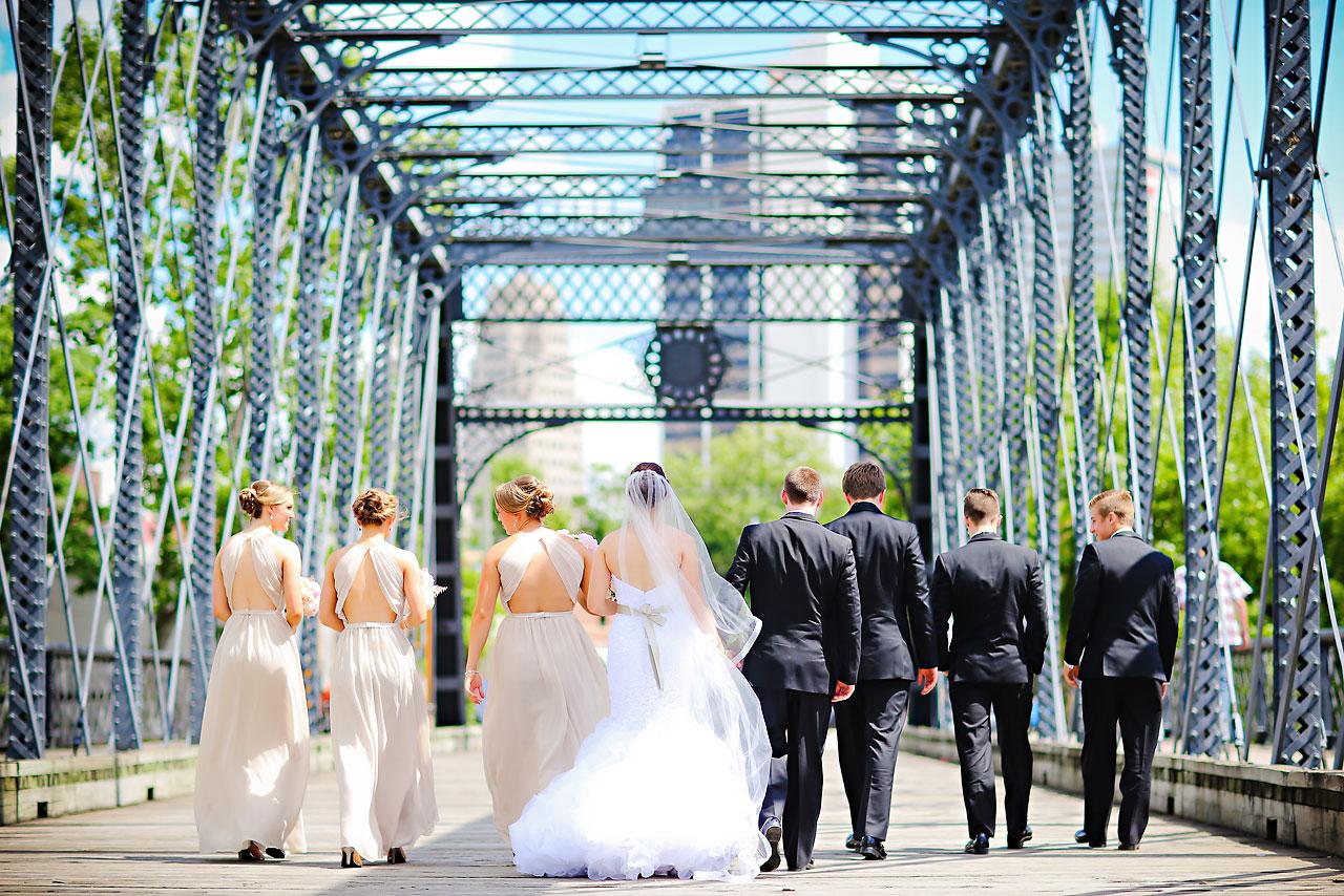 Emmy Benji Emyprean Fort Wayne Wedding 155