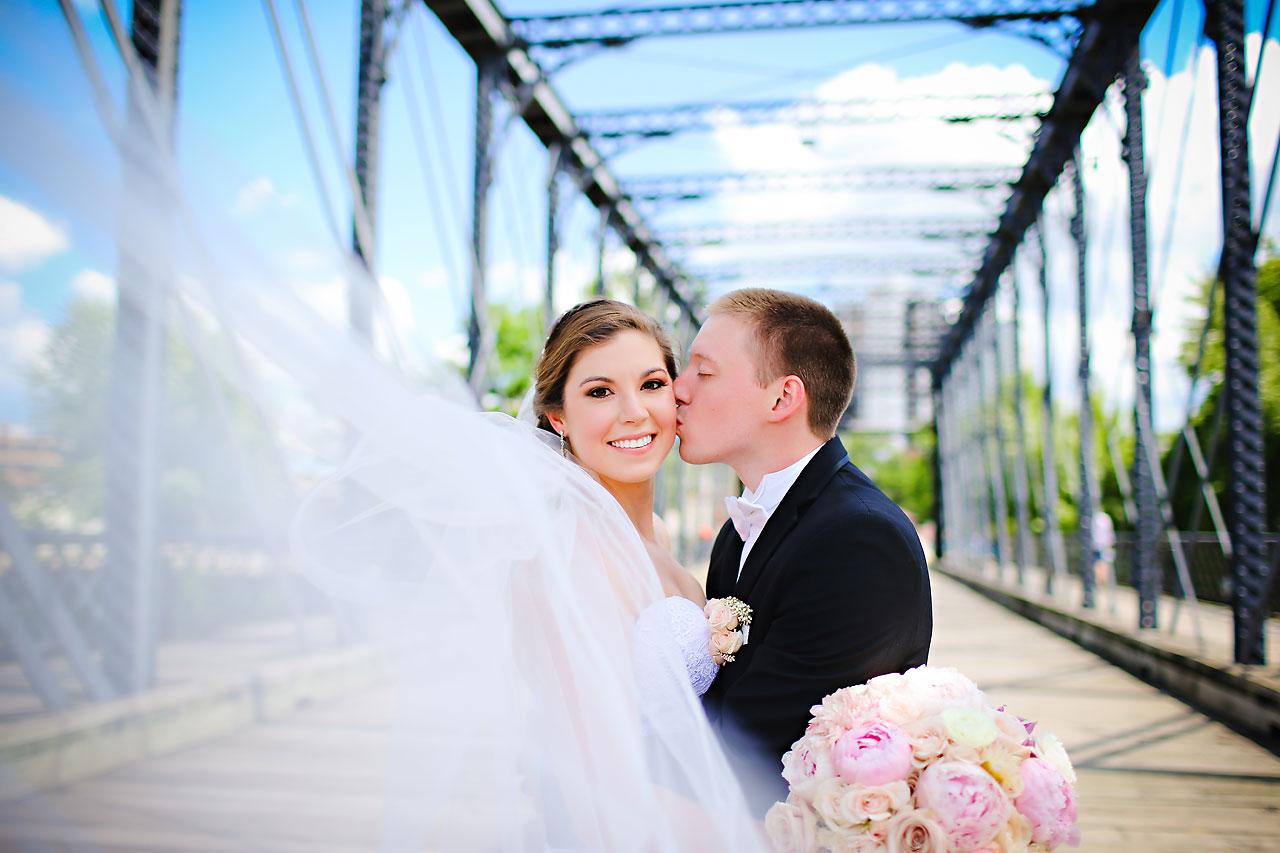 Emmy Benji Emyprean Fort Wayne Wedding 156