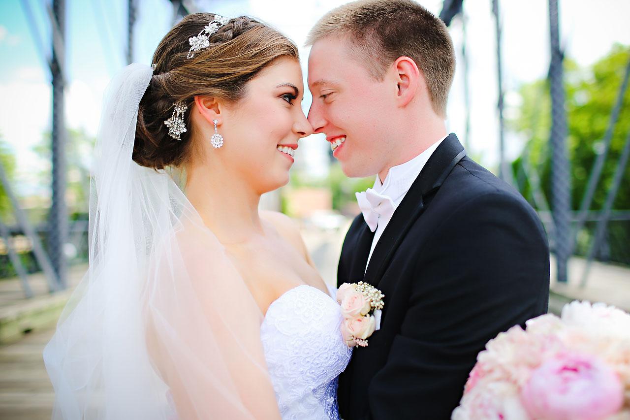 Emmy Benji Emyprean Fort Wayne Wedding 153