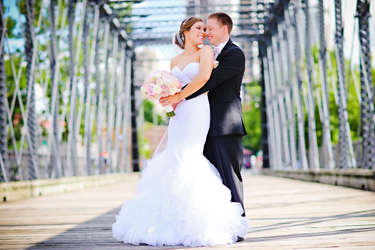 Emmy Benji Emyprean Fort Wayne Wedding 149