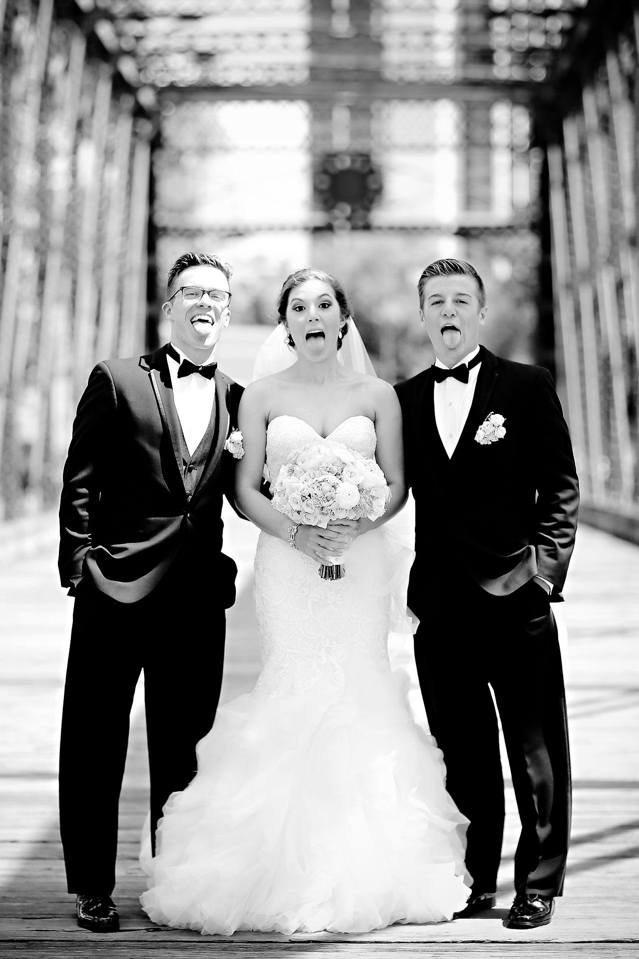 Emmy Benji Emyprean Fort Wayne Wedding 147
