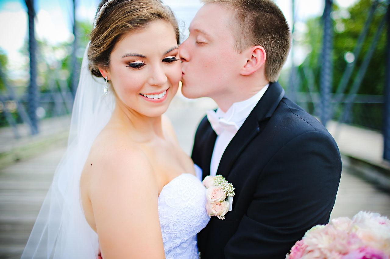 Emmy Benji Emyprean Fort Wayne Wedding 139