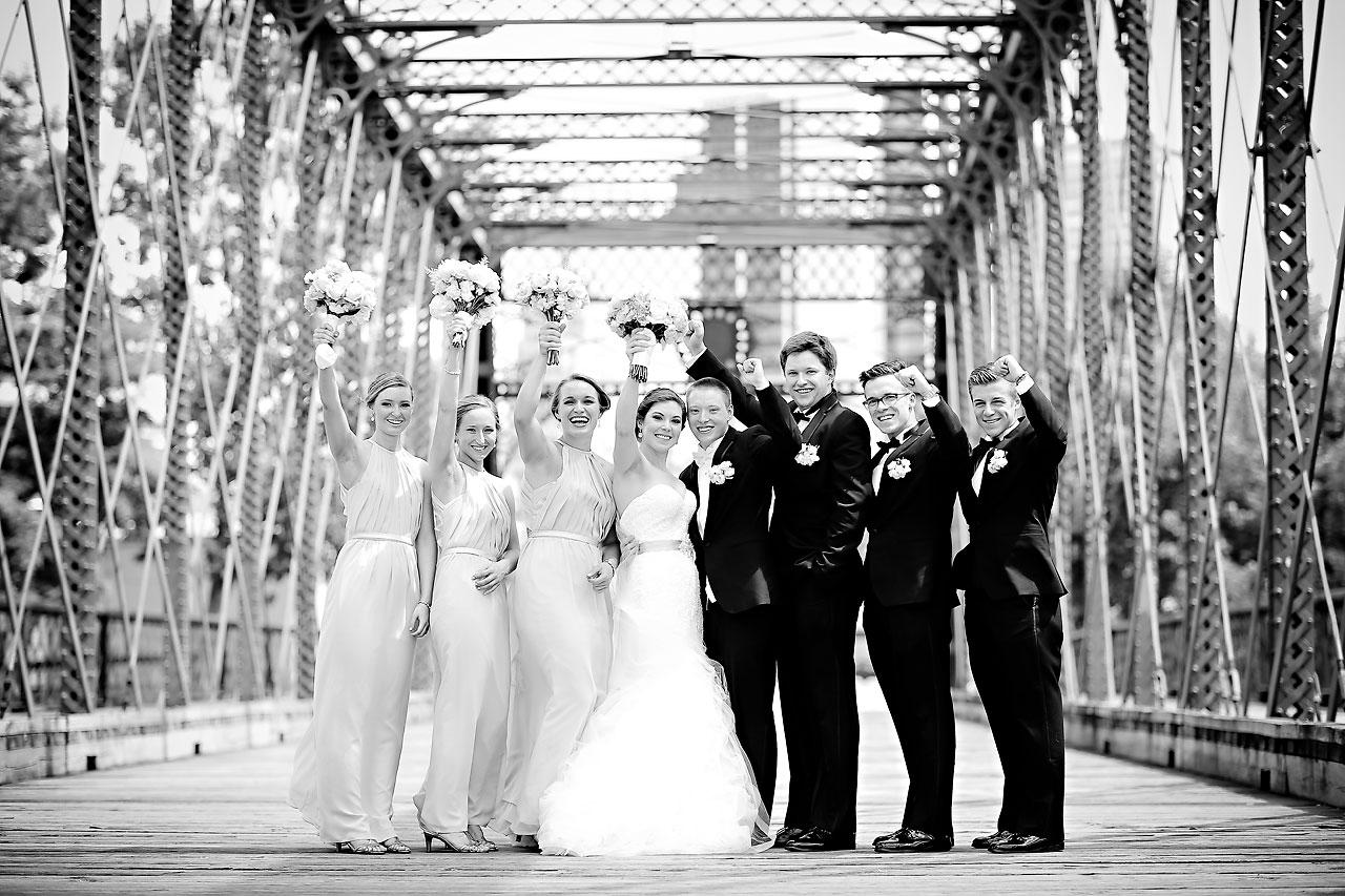 Emmy Benji Emyprean Fort Wayne Wedding 138