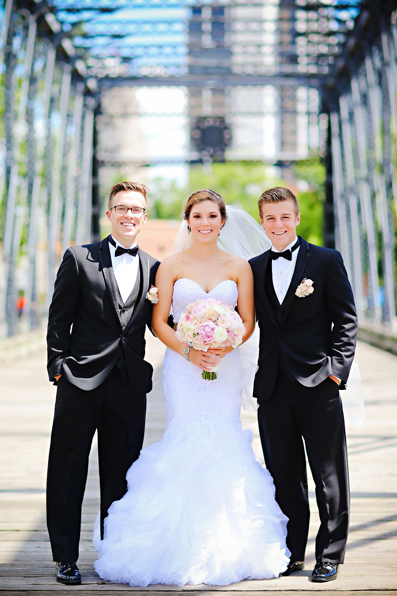 Emmy Benji Emyprean Fort Wayne Wedding 137
