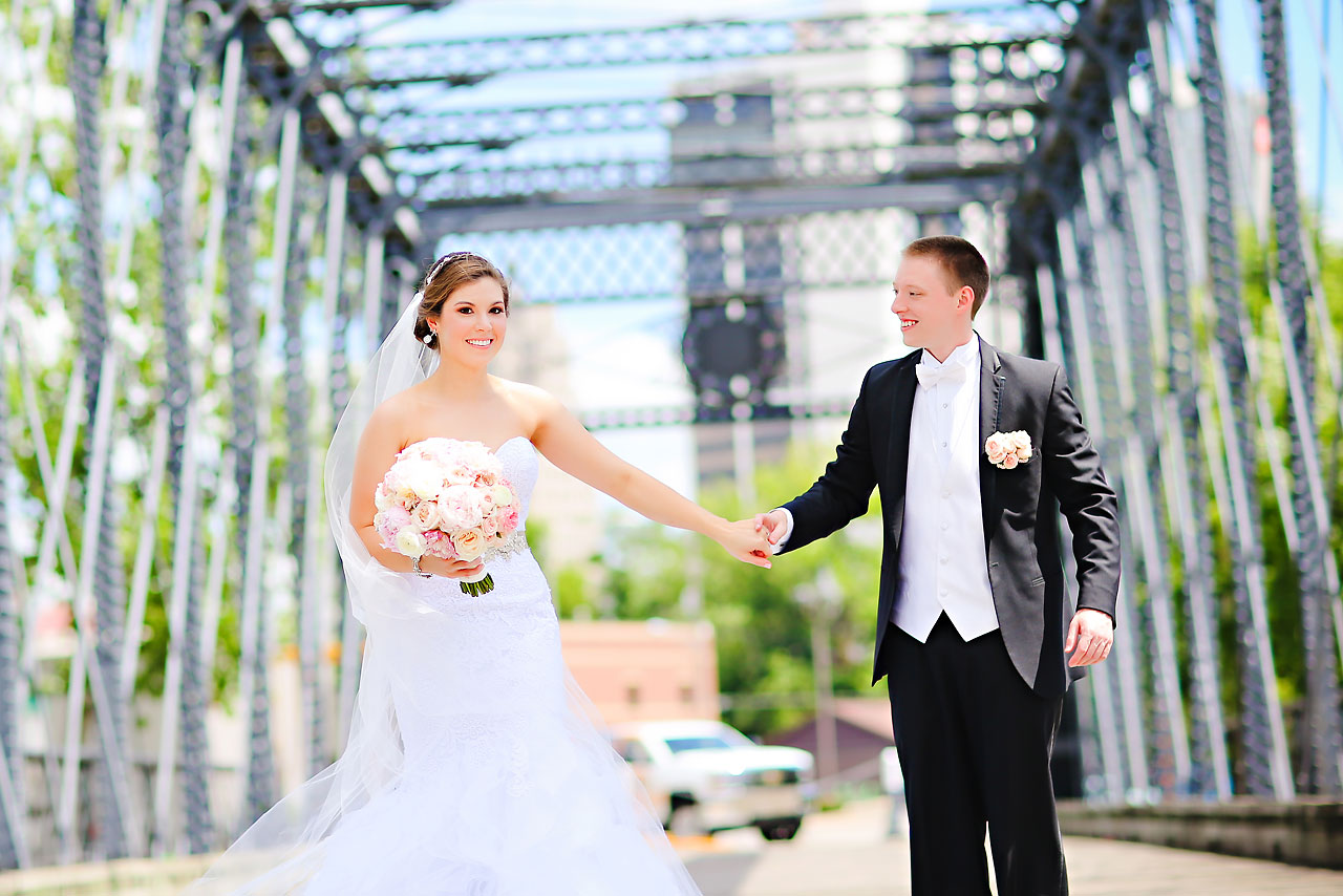 Emmy Benji Emyprean Fort Wayne Wedding 133