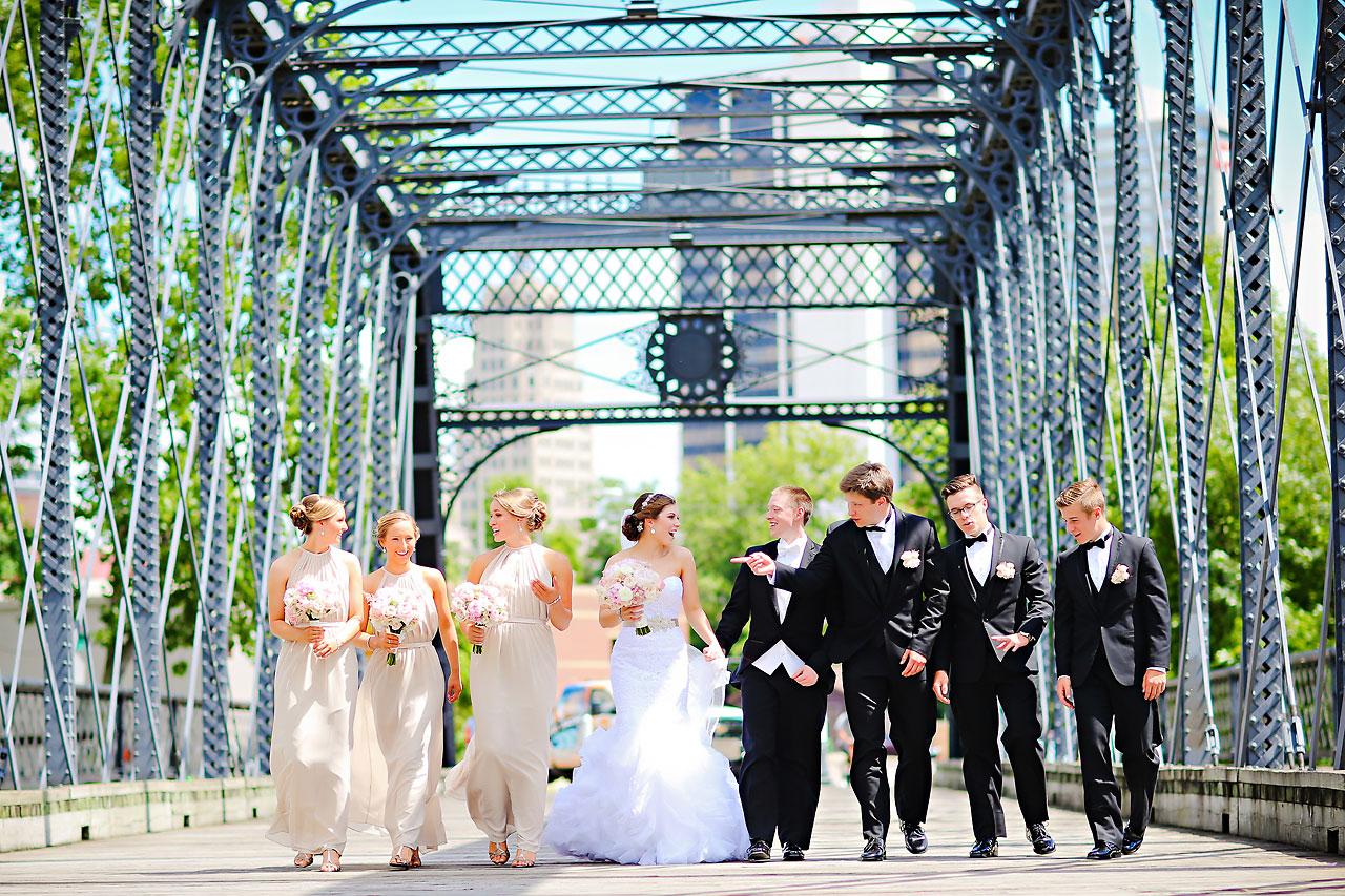 Emmy Benji Emyprean Fort Wayne Wedding 131