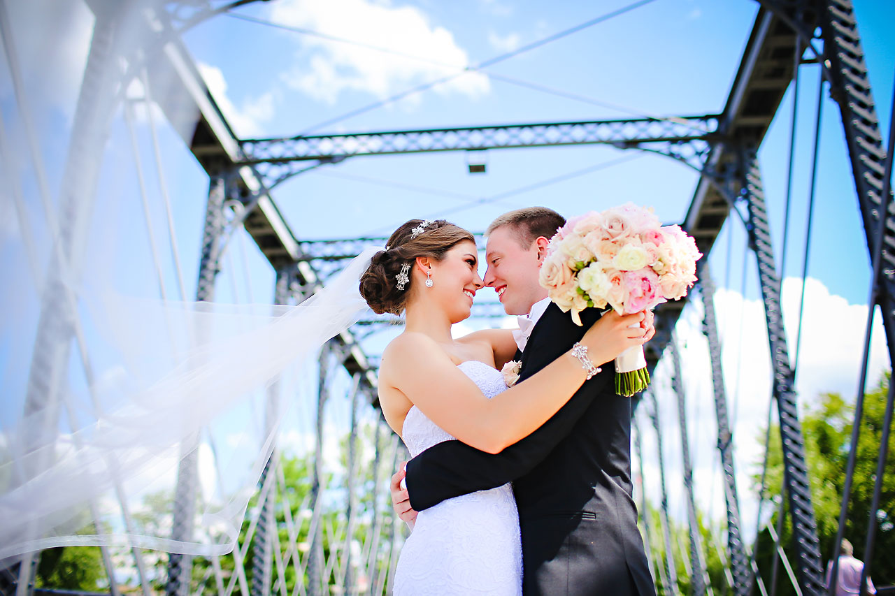 Emmy Benji Emyprean Fort Wayne Wedding 130