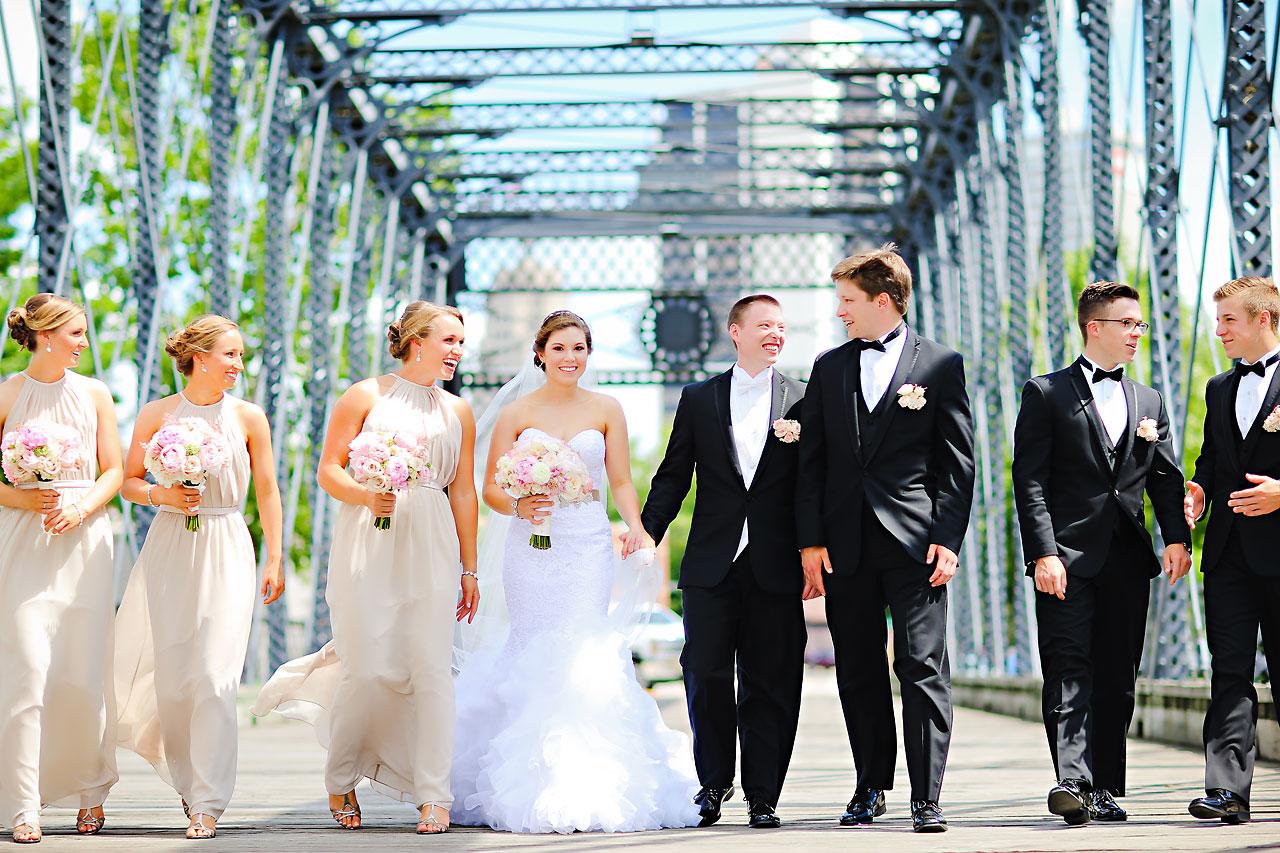 Emmy Benji Emyprean Fort Wayne Wedding 129