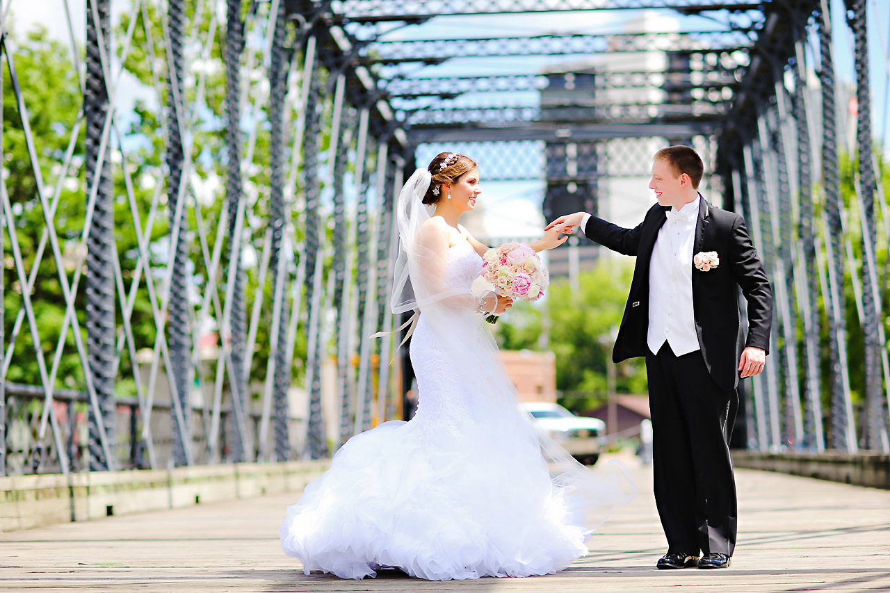 Emmy Benji Emyprean Fort Wayne Wedding 128