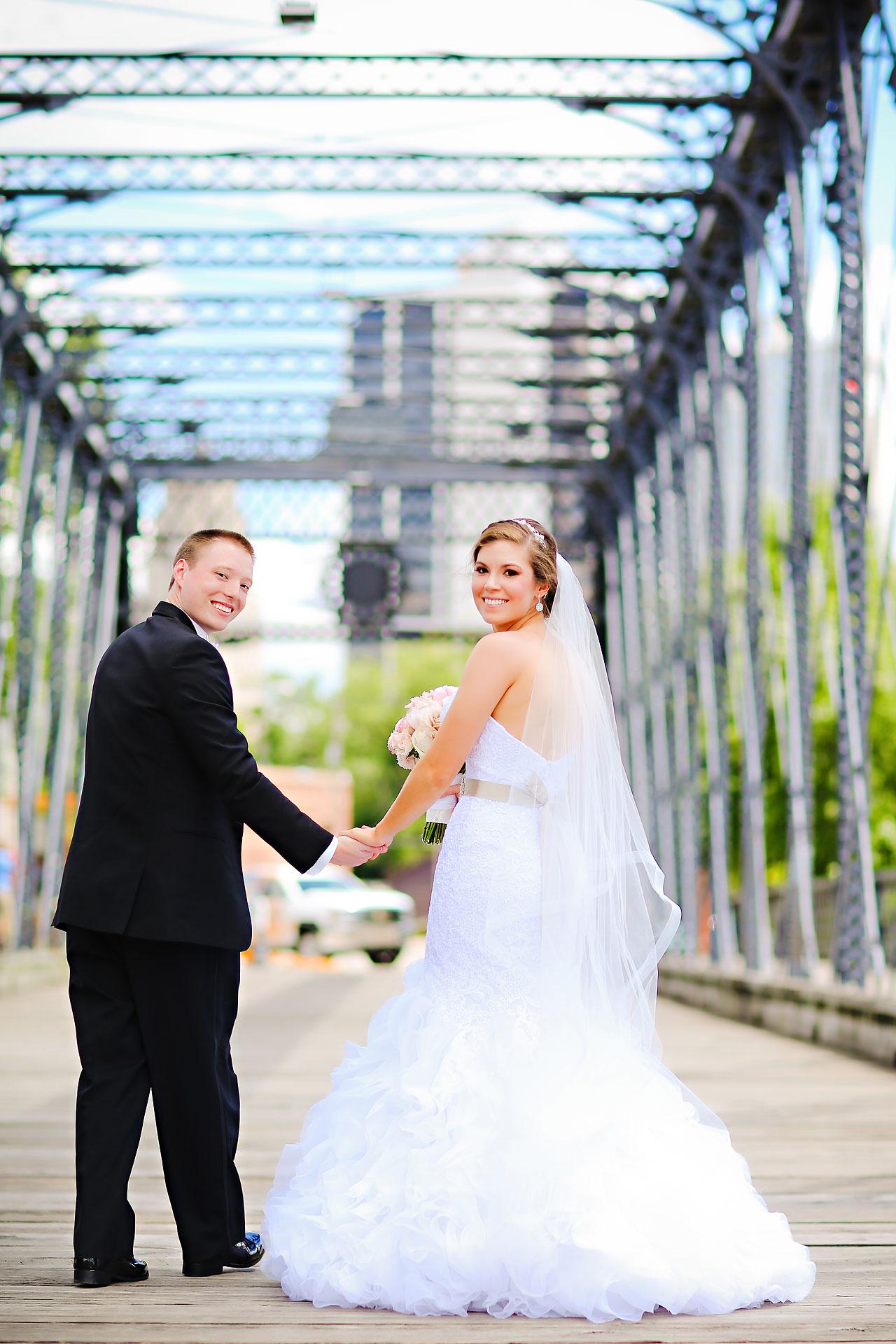 Emmy Benji Emyprean Fort Wayne Wedding 124