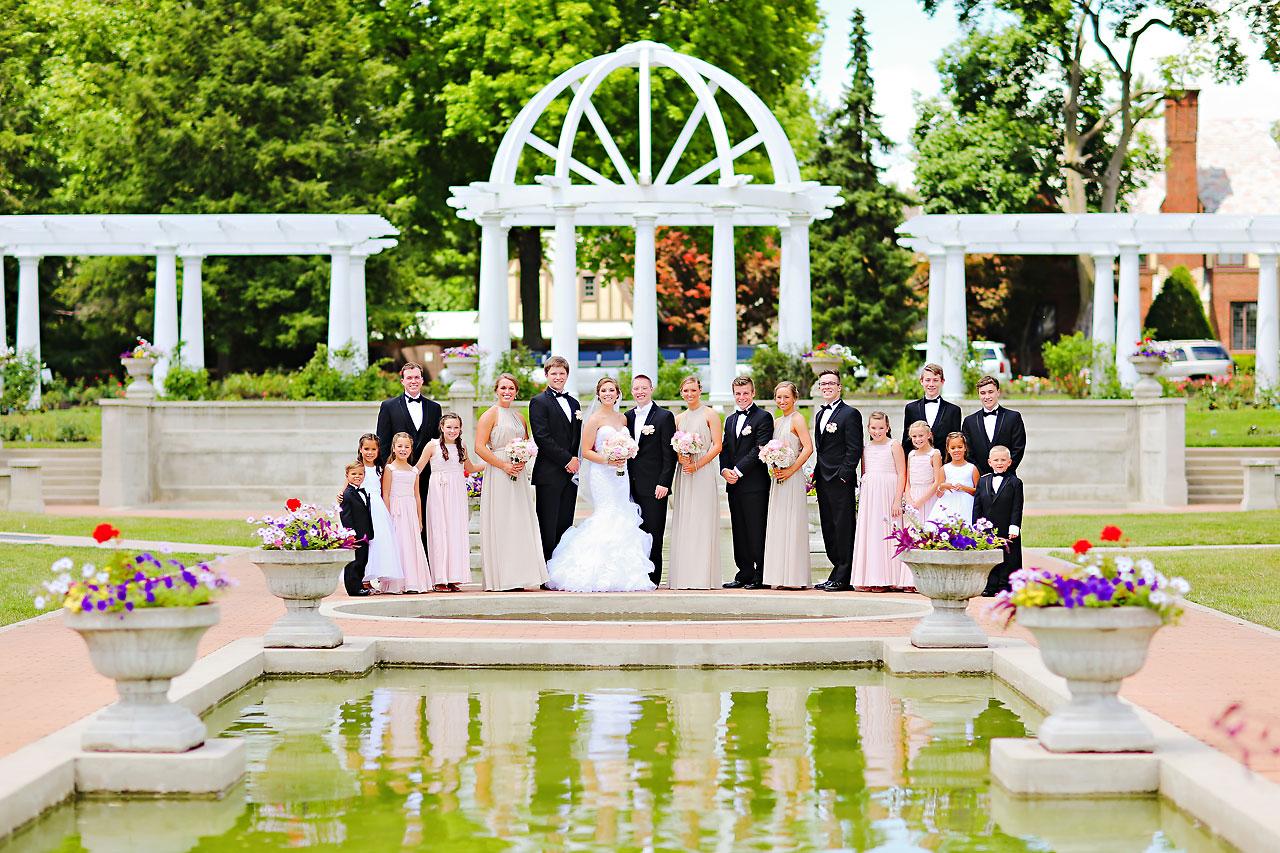 Emmy Benji Emyprean Fort Wayne Wedding 121