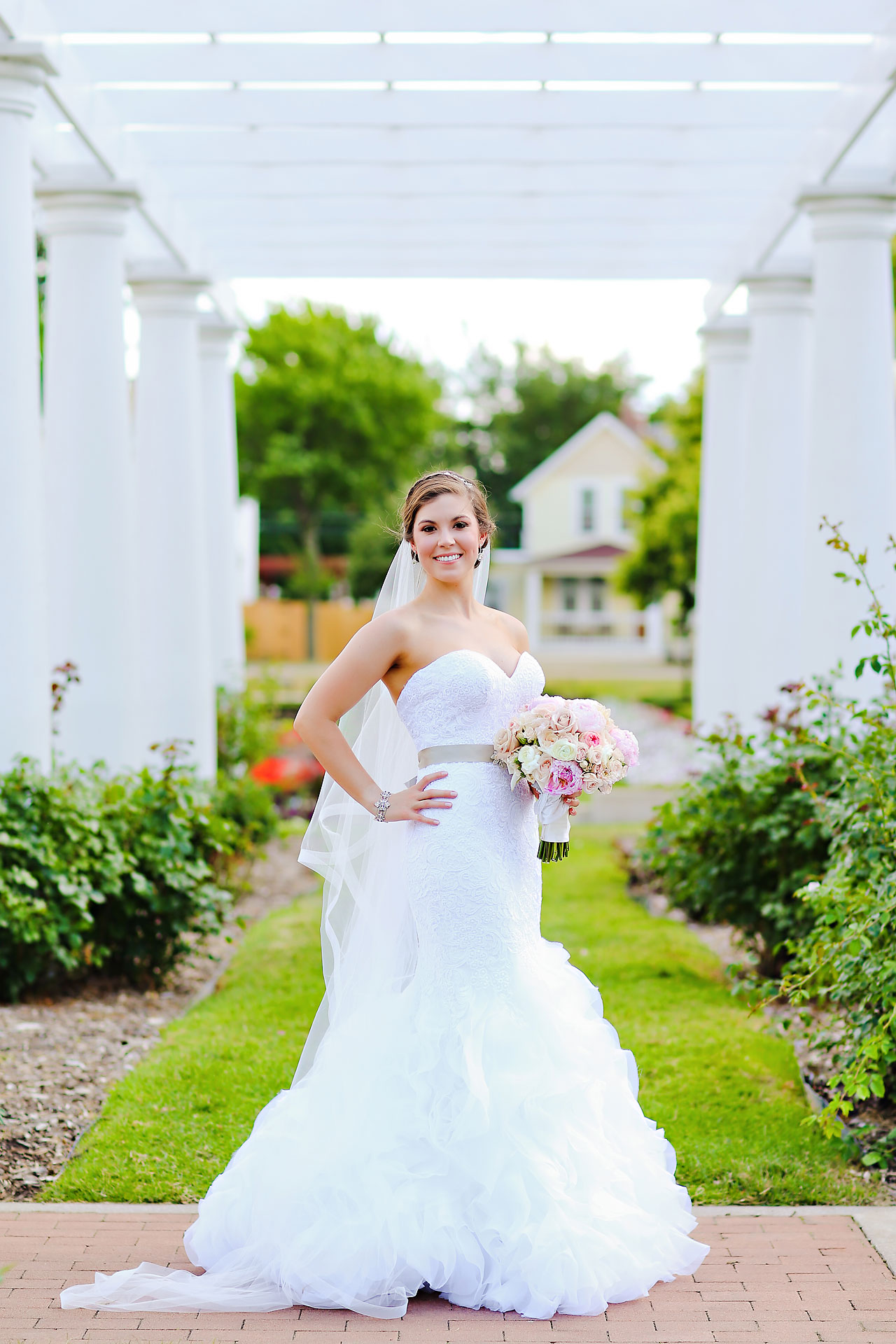 Emmy Benji Emyprean Fort Wayne Wedding 117