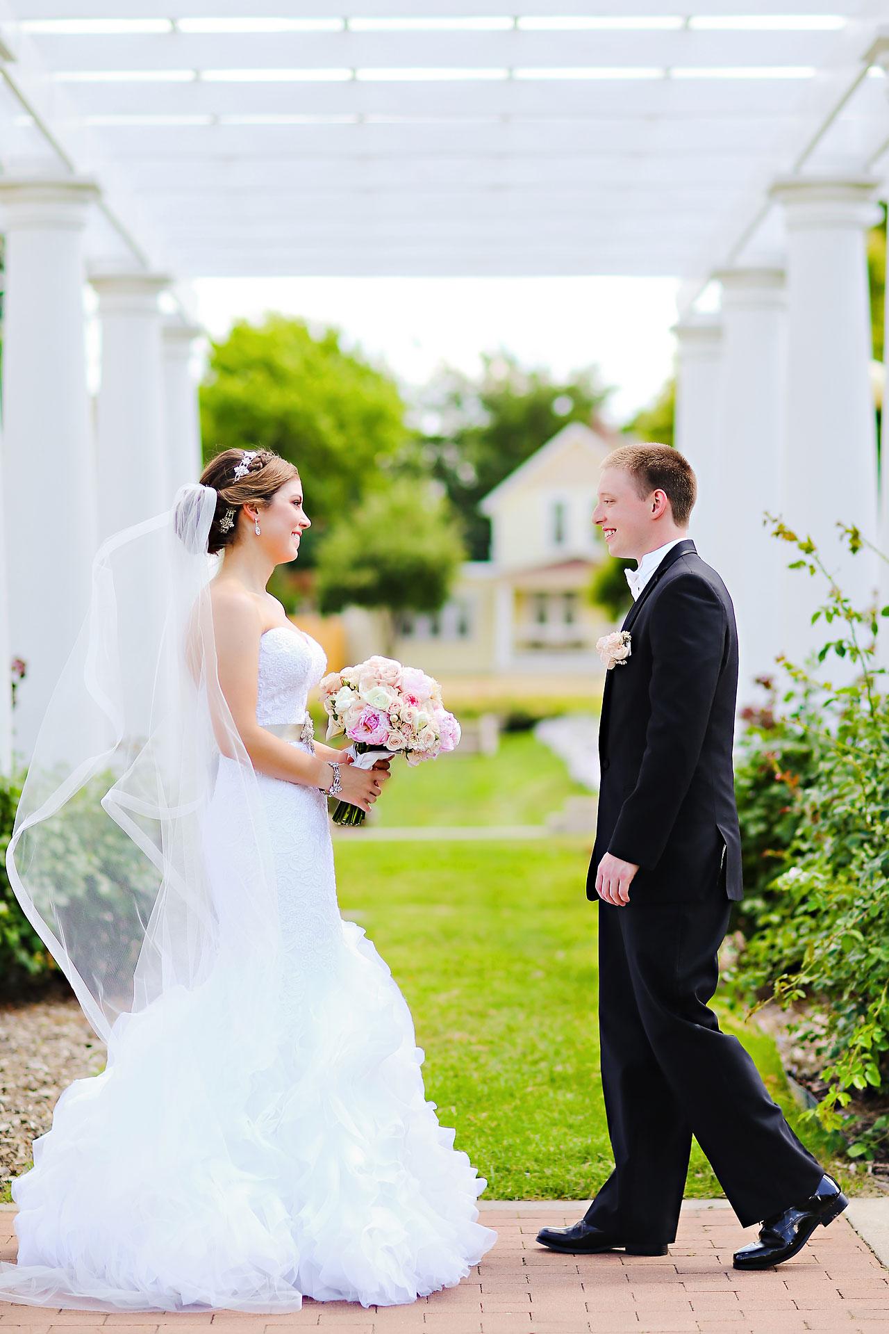 Emmy Benji Emyprean Fort Wayne Wedding 113