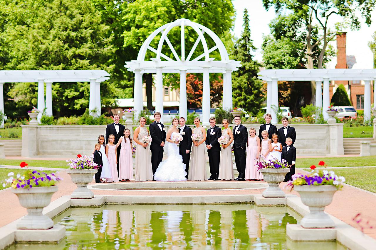 Emmy Benji Emyprean Fort Wayne Wedding 108