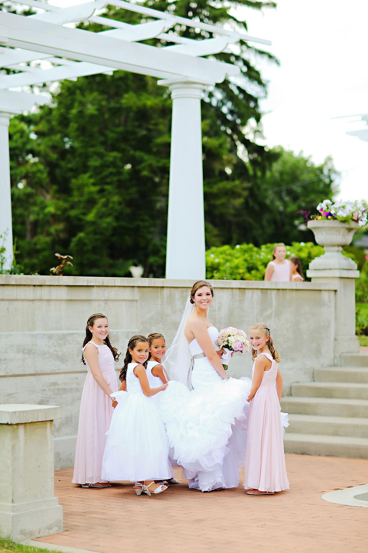 Emmy Benji Emyprean Fort Wayne Wedding 104