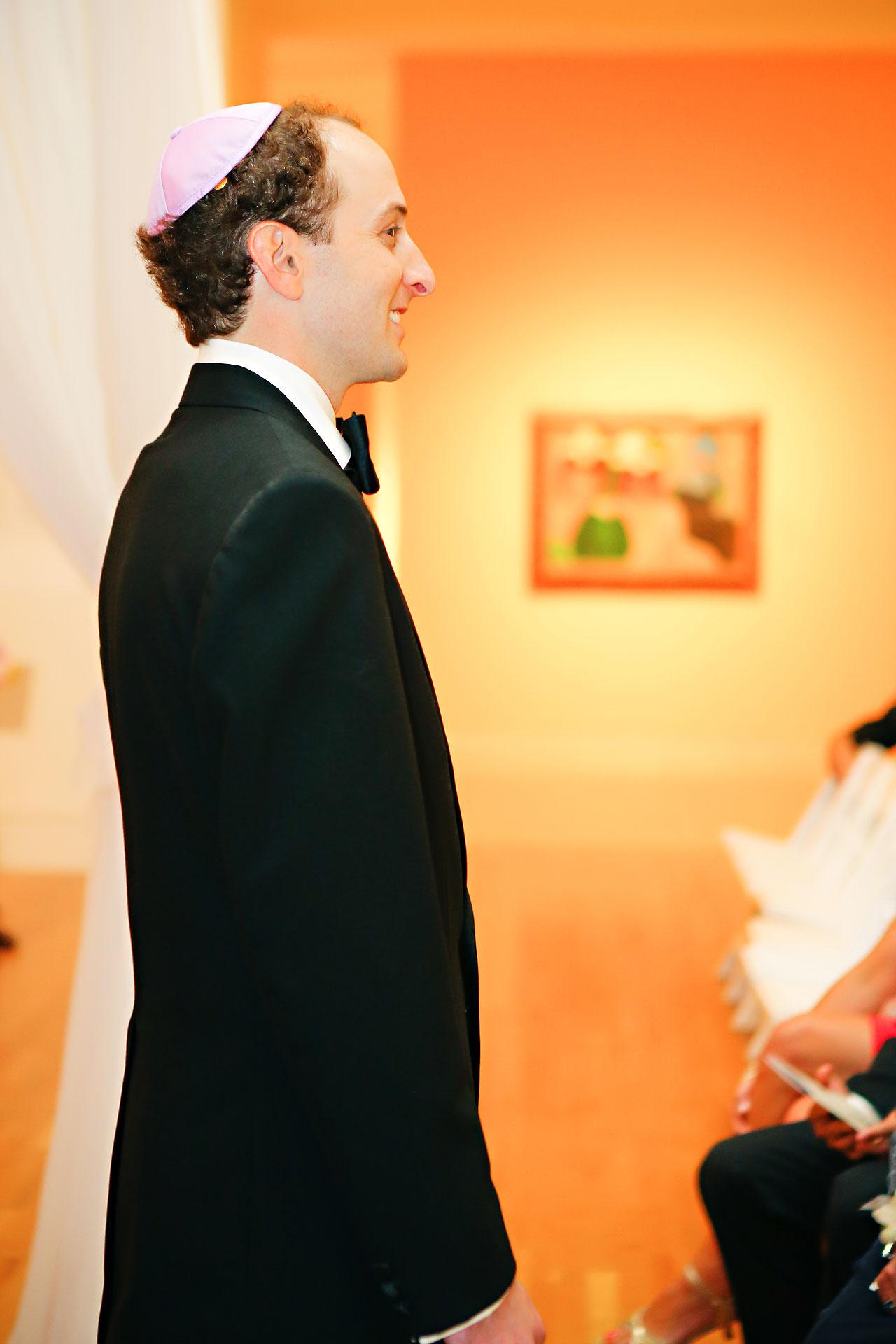 Jackie Charlie Indianapolis Museum of Art Wedding 211
