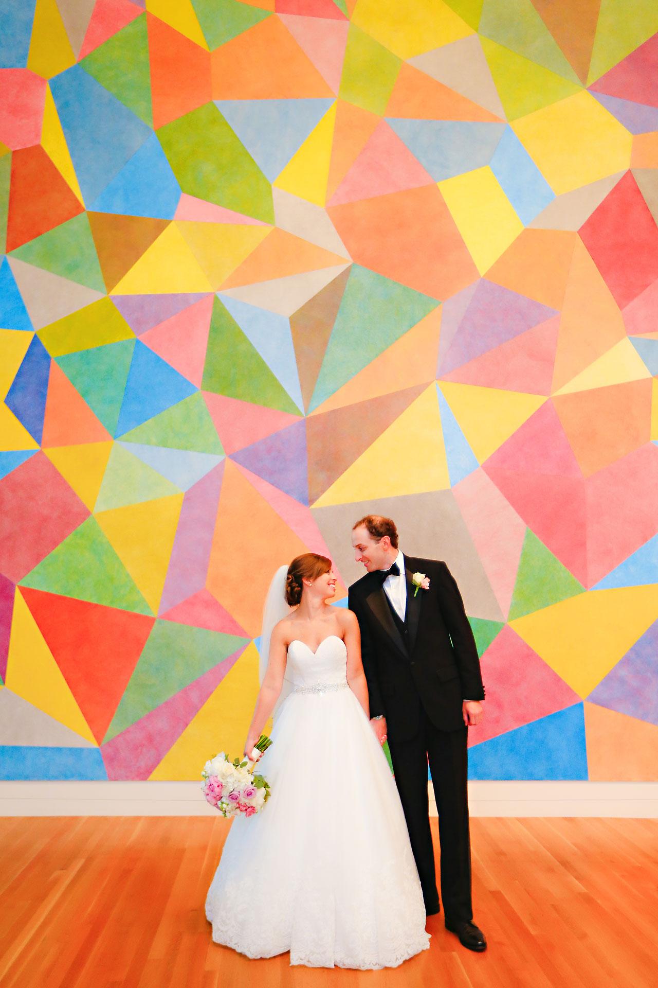 Jackie Charlie Indianapolis Museum of Art Wedding 190