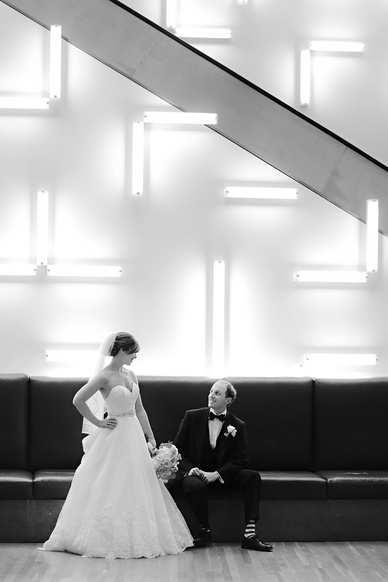 Jackie Charlie Indianapolis Museum of Art Wedding 181