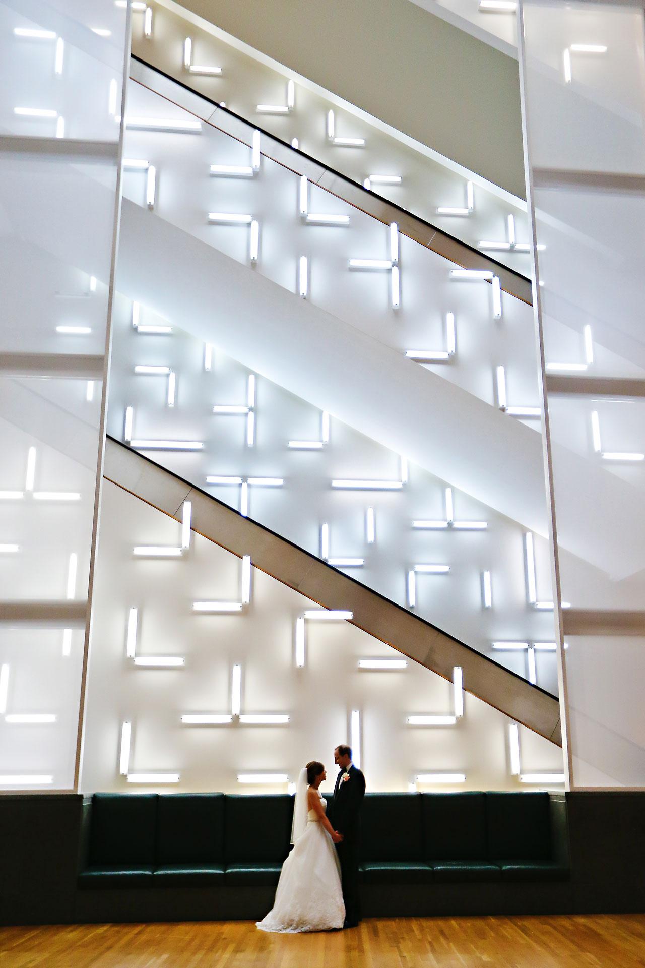 Jackie Charlie Indianapolis Museum of Art Wedding 160