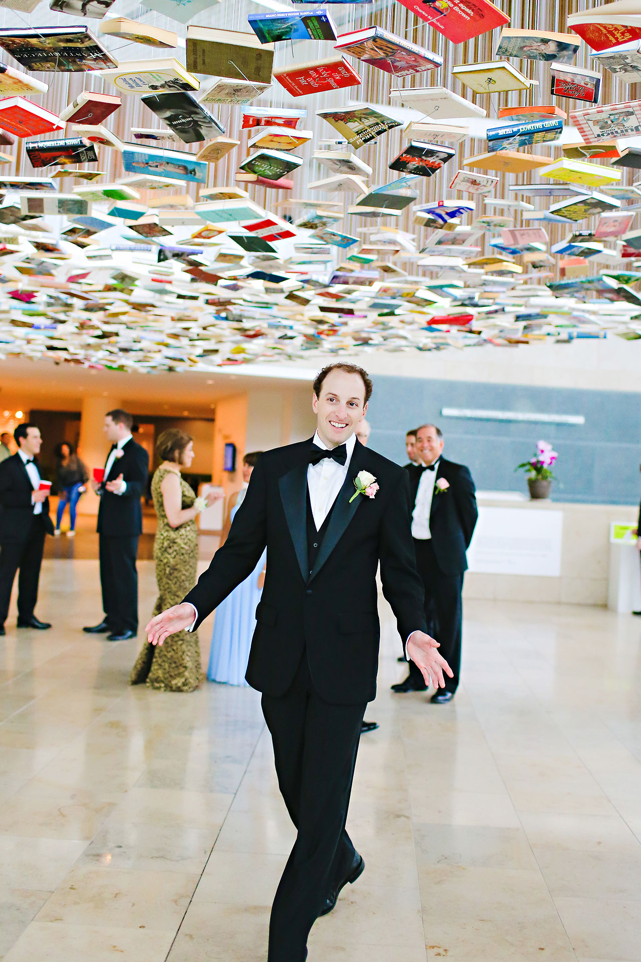 Jackie Charlie Indianapolis Museum of Art Wedding 098