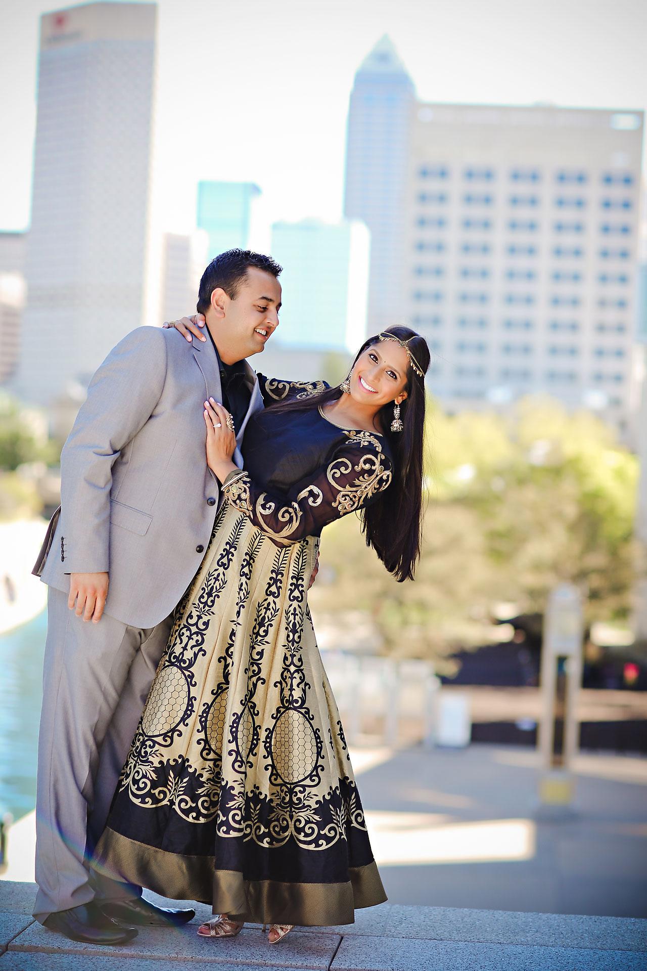 063 shayar bhavika engagement