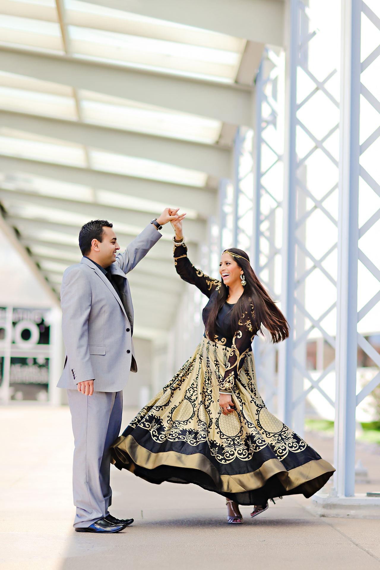 034 shayar bhavika engagement