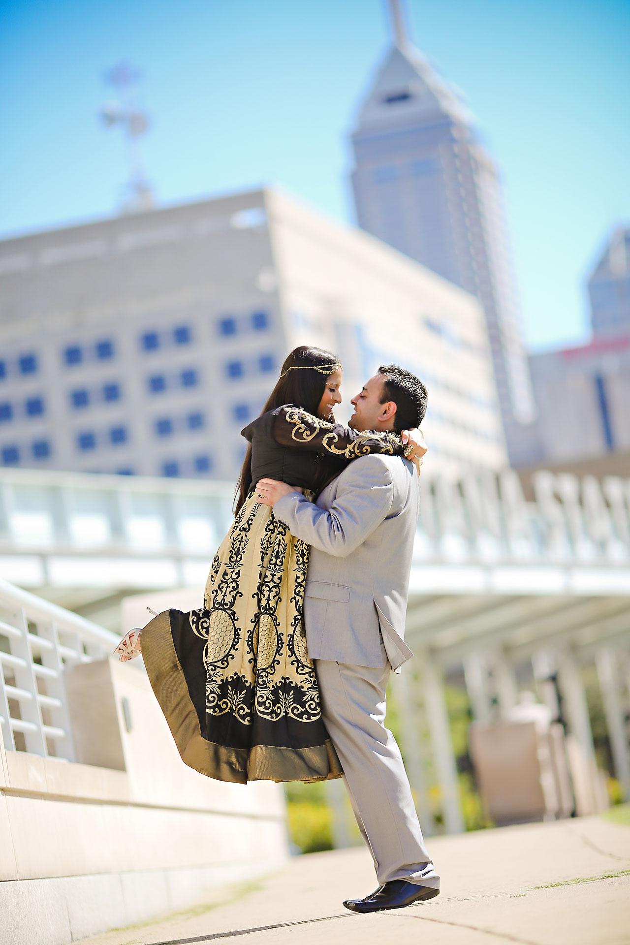 035 shayar bhavika engagement