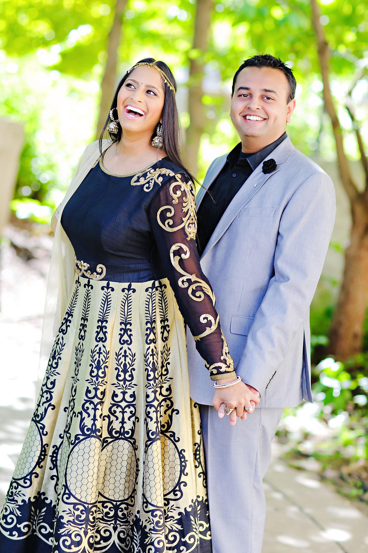 031 shayar bhavika engagement
