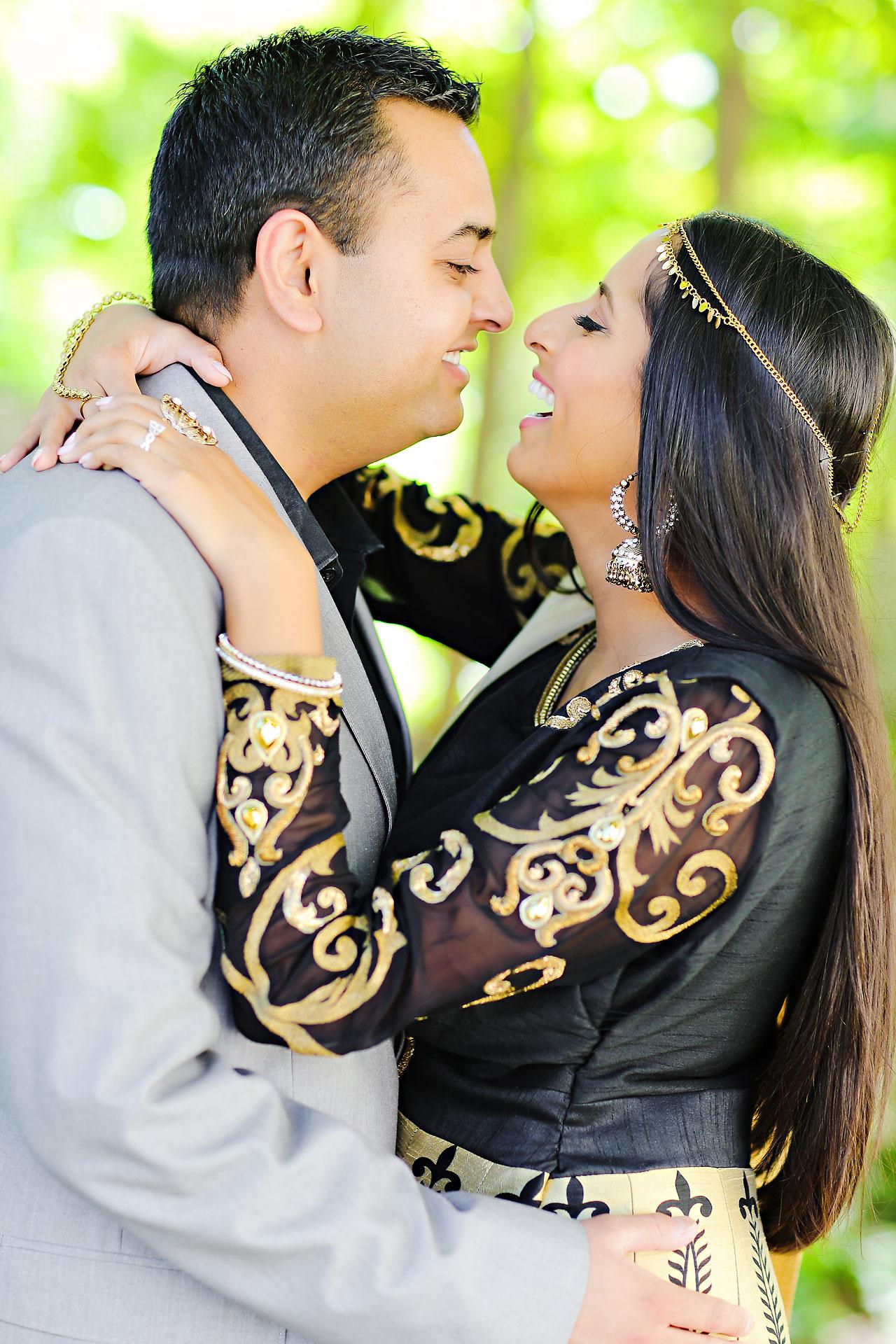 032 shayar bhavika engagement
