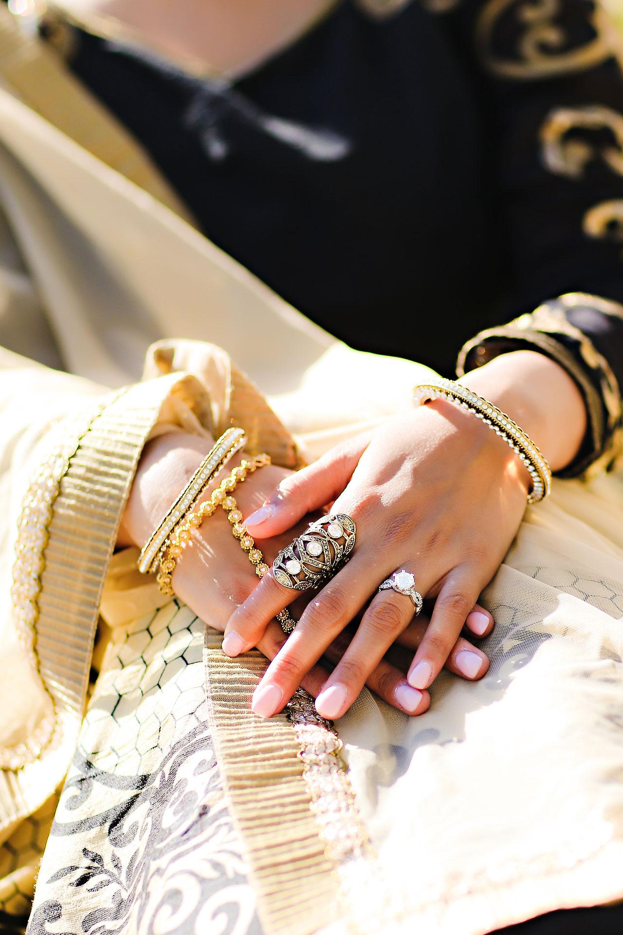 018 shayar bhavika engagement
