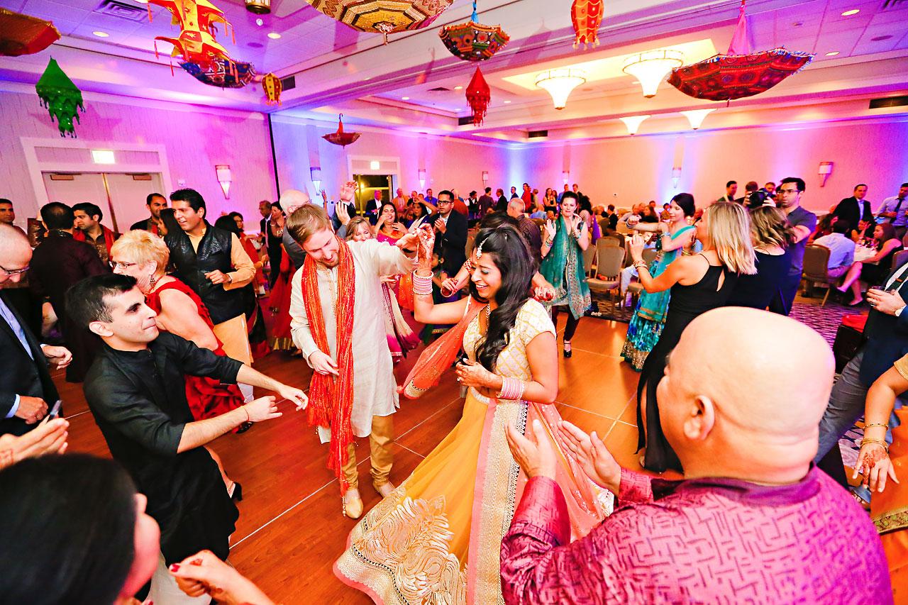nina ryan indian wedding sangeet 241