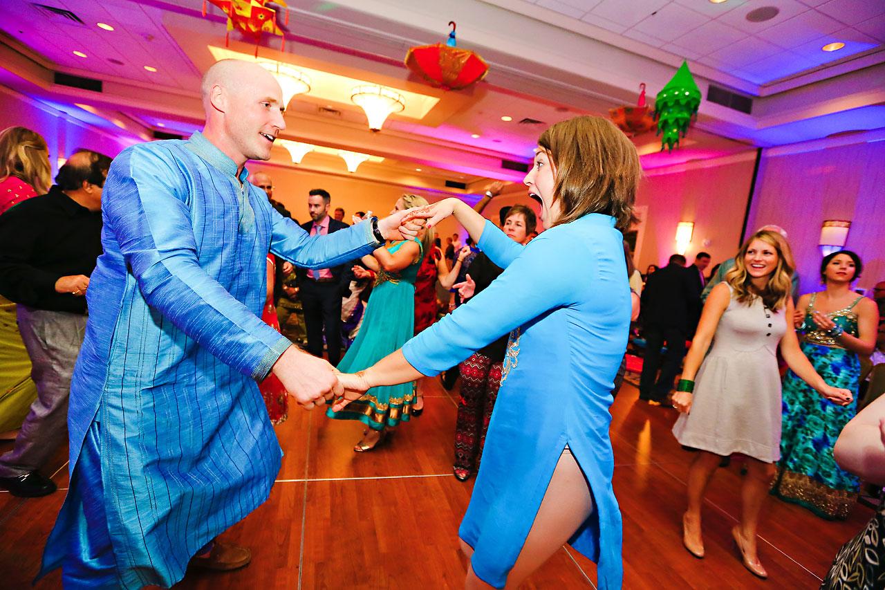 nina ryan indian wedding sangeet 239