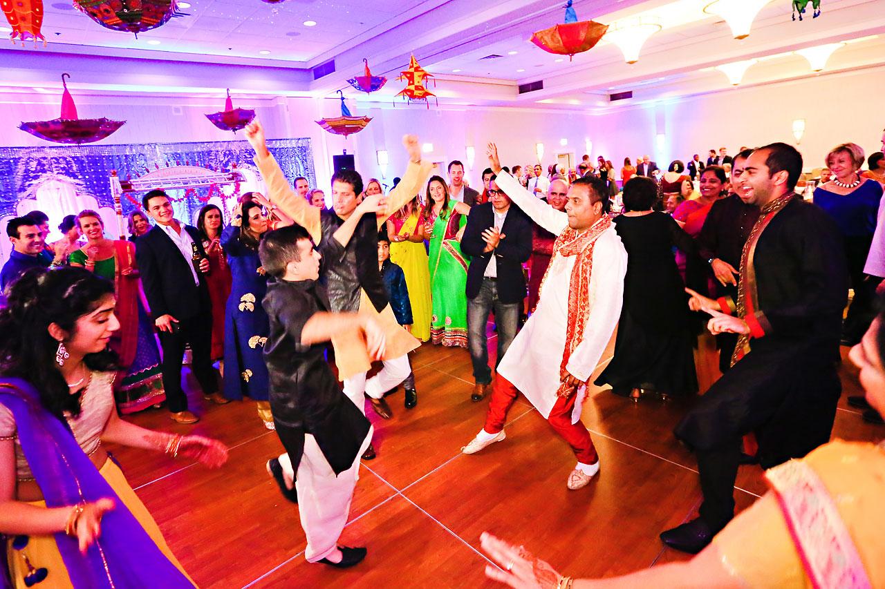 nina ryan indian wedding sangeet 240