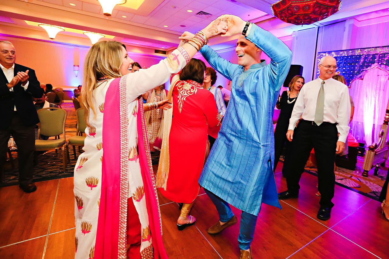 nina ryan indian wedding sangeet 236