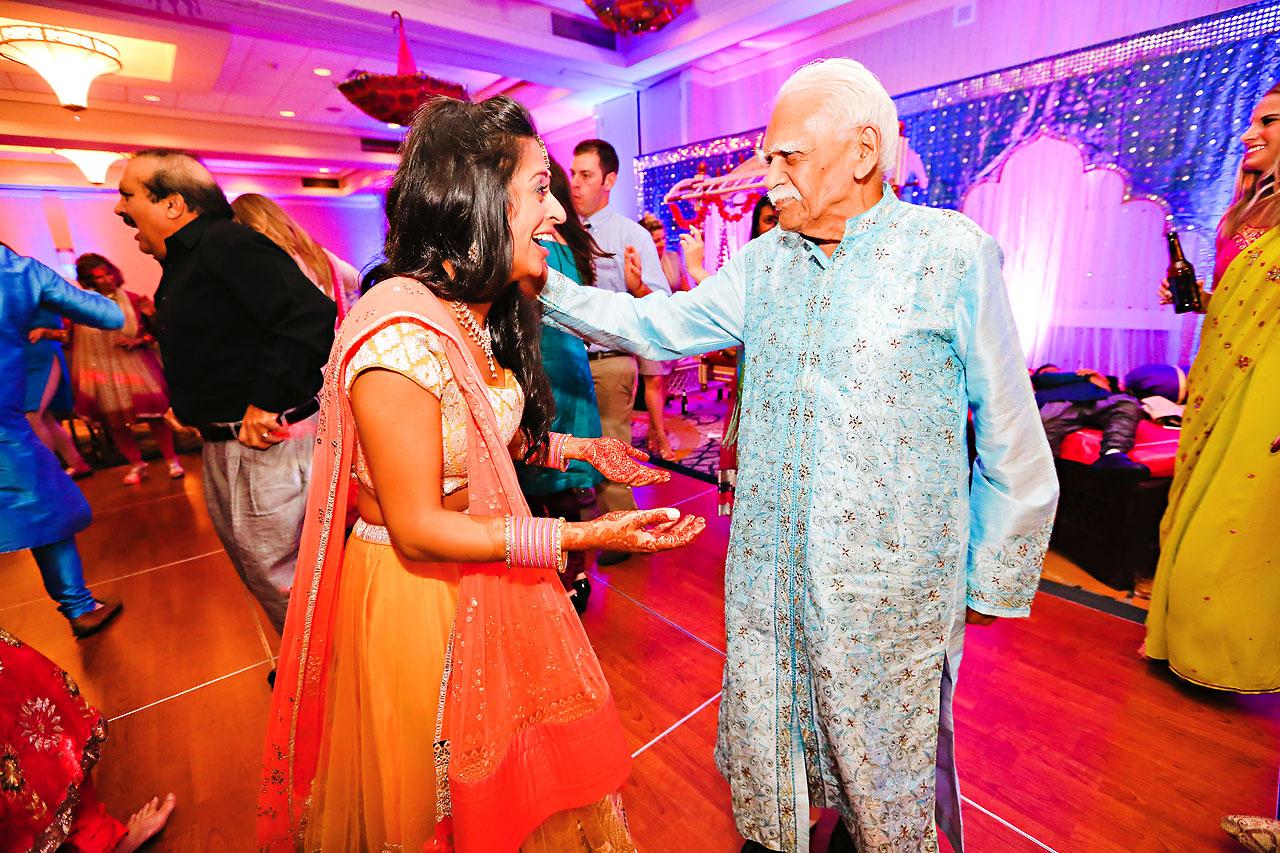 nina ryan indian wedding sangeet 238